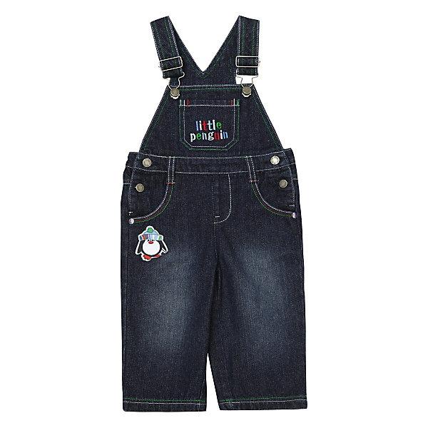 Комбинезон джинсовый для мальчика PlayTodayКомбинезоны<br>* джинсовый полукомбинезон для мальчика <br>* полукомбинезон на регулируемых по длине бретелях<br>* застежка - металлические болты по бокам<br>* по талии внутренняя регулируемая резинка<br>* карманы спереди и сзади; на груди карман украшен вышивкой little penguin; карманы сзади накладные, декорированы вышивкой  <br>* пуговицы декорированы логотипом марки playToday<br>* спереди и сзади декоративные шевроны<br>* практичный и стильный комбинезон на каждый день из коллекции Маленькие пингвины<br>Состав:<br>100% хлопок<br><br>Полукомбинезон для мальчика PlayToday (Плэйтудей) можно купить в нашем магазине.<br><br>Ширина мм: 157<br>Глубина мм: 13<br>Высота мм: 119<br>Вес г: 200<br>Цвет: синий<br>Возраст от месяцев: 3<br>Возраст до месяцев: 6<br>Пол: Мужской<br>Возраст: Детский<br>Размер: 68,74,92,86,80<br>SKU: 3302428