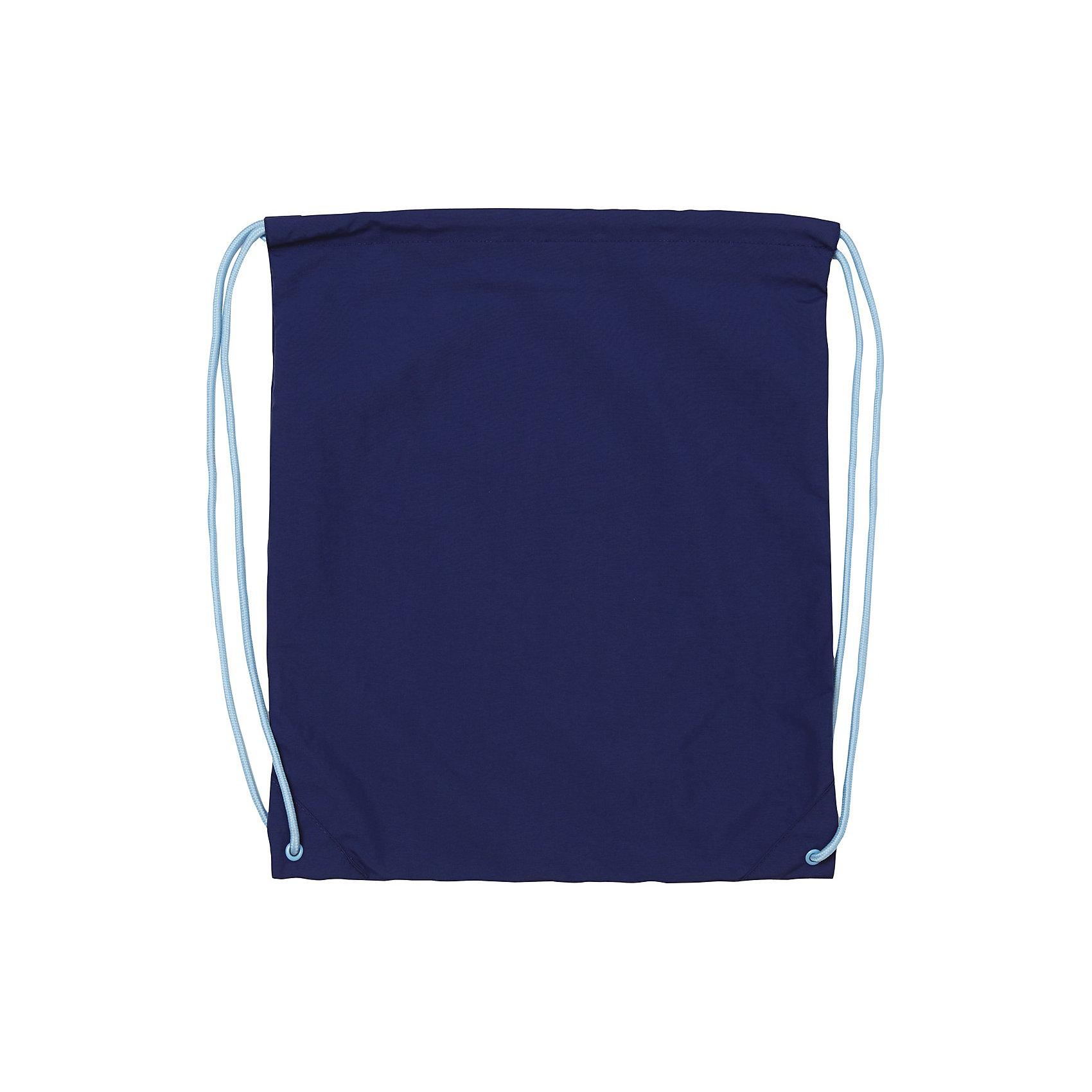 Сумка для мальчика PlayToday* сумка-мешок из водоотталкивающей ткани<br>* затягивается на шнурок<br>* нашивка-адресник<br>Состав:<br>100% нейлон<br><br>Ширина мм: 170<br>Глубина мм: 157<br>Высота мм: 67<br>Вес г: 117<br>Цвет: синий<br>Возраст от месяцев: 36<br>Возраст до месяцев: 96<br>Пол: Мужской<br>Возраст: Детский<br>Размер: one size<br>SKU: 3303398