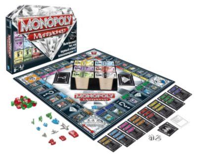 Игра Монополия Миллионер , Hasbro фото-1