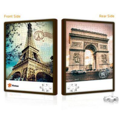 Двусторонний пазл с рамкой Париж , Pintoo