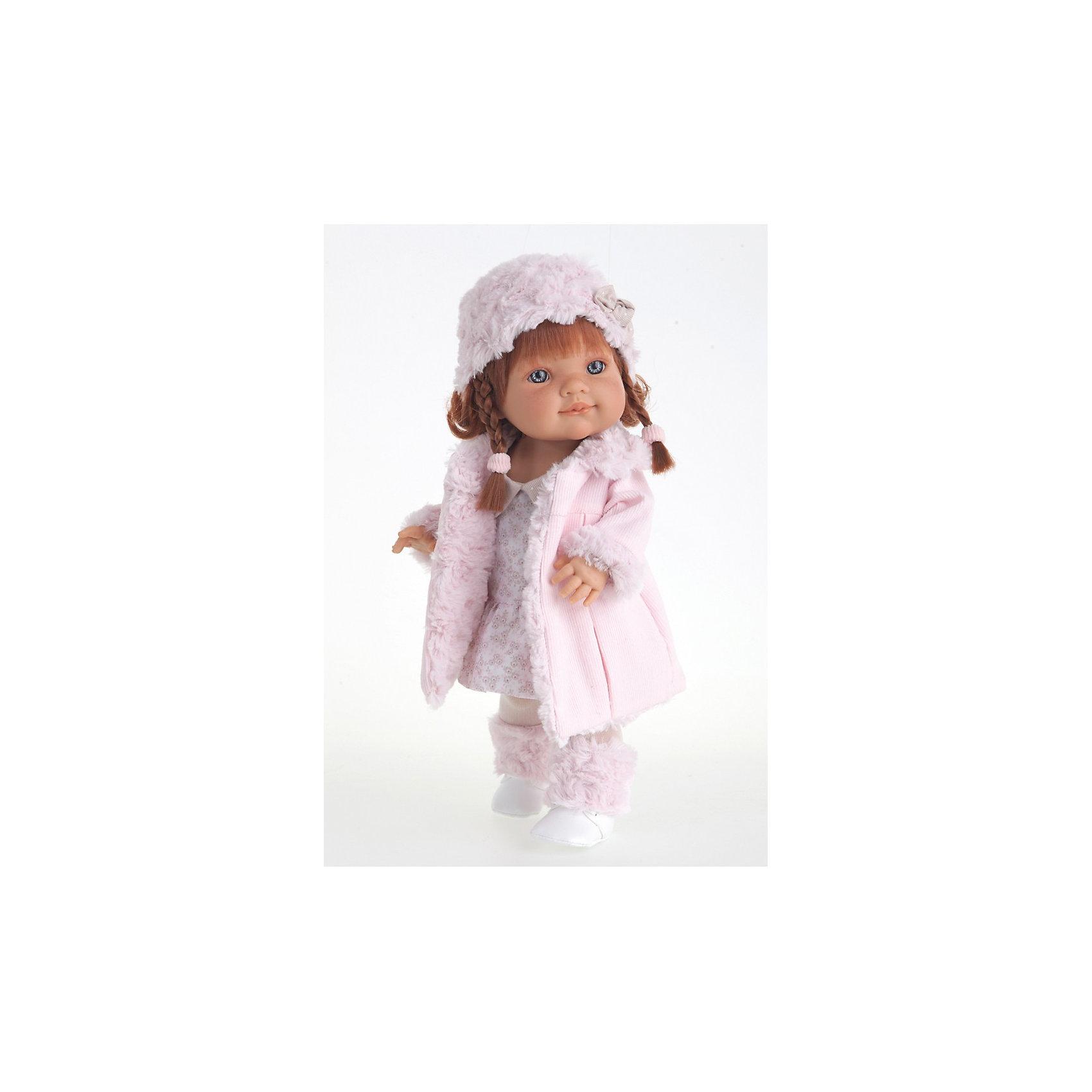 Кукла Фермина, 38 см., Munecas Antonio JuanКуклы JUAN ANTONIO munecas - это качественные игрушки, произведенные в Испании, популярны во всем мире. <br>У куклы  прекрасная мимика, прическа и замечательная одежда. А куклы-младенцы выглядят очень натурально, как будто они только что родились. При их производстве используют высококачественные и экологически безопасные материалы.<br><br>Дополнительная информация::<br><br>- куклы натуралистичны, анатомически точны, с подвижными ручками и ножками, копируют настоящих младенцев.<br>- ручки, ножки и голова изготовлены из высококачественного винила.<br>- высота куклы 38 см.<br><br>Эта замечательная кукла непременно понравится вашей малышке!<br><br>Куклу Фермина, 38 см., JUAN ANTONIO munecas (Хуан Антонио мунекас) можно купить в нашем магазине.<br><br>Ширина мм: 115<br>Глубина мм: 245<br>Высота мм: 440<br>Вес г: 1280<br>Возраст от месяцев: 36<br>Возраст до месяцев: 72<br>Пол: Женский<br>Возраст: Детский<br>SKU: 3332187