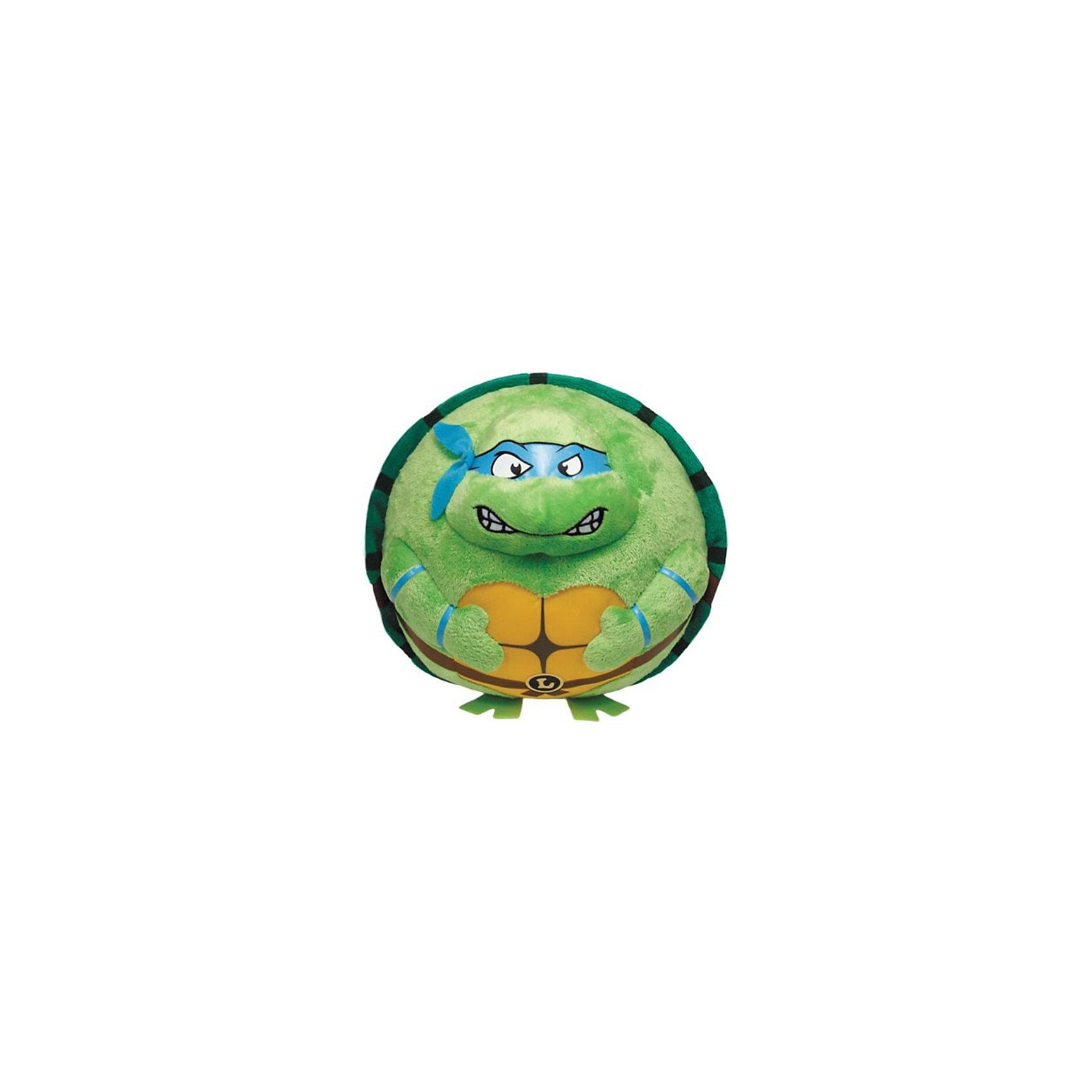 Черепашка-ниндзя Леонардо, 12 см, Ty