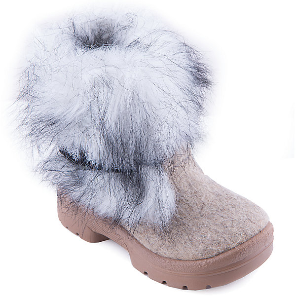 Валенки Ночная сказка ФилипокВаленки<br>Характеристики товара:<br><br>• цвет: серый, белый<br>• температурный режим: от -5° С до -30° С<br>• внешний материал: эко-войлок (натуральная шерсть)<br>• подкладка: натуральная овечья шерсть<br>• стелька: шерстяной войлок (3,5 мм)<br>• подошва: литая, полиуретан<br>• декорированы искусственным мехом<br>• подошва с анти скользящей с системой протектора anti slip<br>• защита носка - натуральная кожа с износостойкой пропиткой<br>• усиленная пятка<br>• толстая устойчивая подошва<br>• страна бренда: РФ<br>• страна изготовитель: РФ<br><br>Очень теплые и удобные валенки для ребенка от известного бренда детской обуви Филипок созданы специально для русской зимы. Качественные материалы с пропиткой против попадания воды внутрь и модный дизайн понравятся и малышам и их родителям. Подошва и стелька обеспечат ребенку комфорт, сухость и тепло, позволяя в полной мере наслаждаться зимним отдыхом. Усиленная защита пятки и носка обеспечивает дополнительную безопасность детских ног в этих сапожках.<br>Эта красивая и удобная обувь прослужит долго благодаря отличному качеству. Производитель анти скользящее покрытие и амортизирующие свойства подошвы! Модель производится из качественных и проверенных материалов, которые безопасны для детей.<br><br>Валенки от бренда Филипок можно купить в нашем интернет-магазине.<br>Ширина мм: 257; Глубина мм: 180; Высота мм: 130; Вес г: 420; Цвет: белый/серый; Возраст от месяцев: 48; Возраст до месяцев: 60; Пол: Унисекс; Возраст: Детский; Размер: 28,29,31,26,32,30,24,25,27; SKU: 3341821;