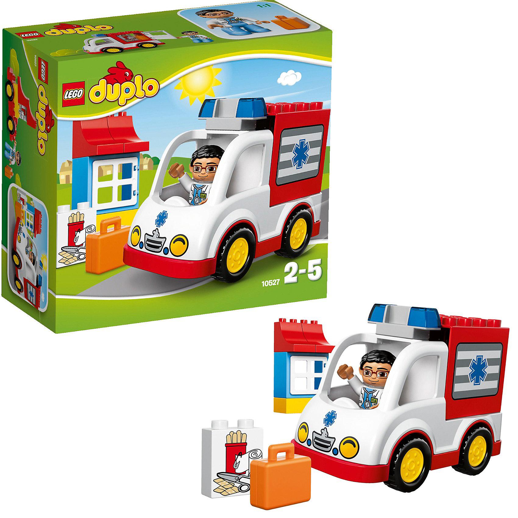 LEGO DUPLO 10527: Скорая помощь