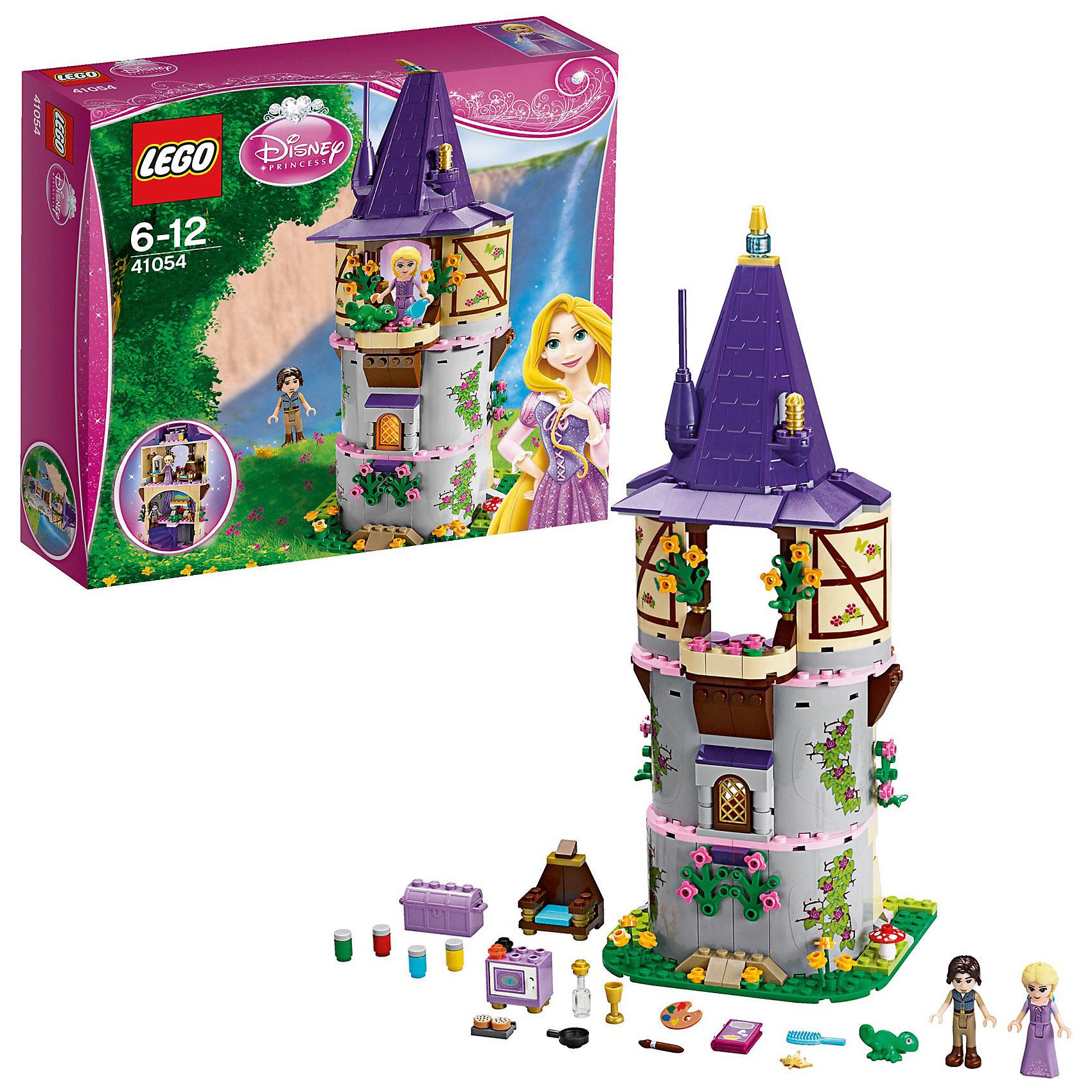LEGO Принцессы Дисней 41054: Башня Рапунцель