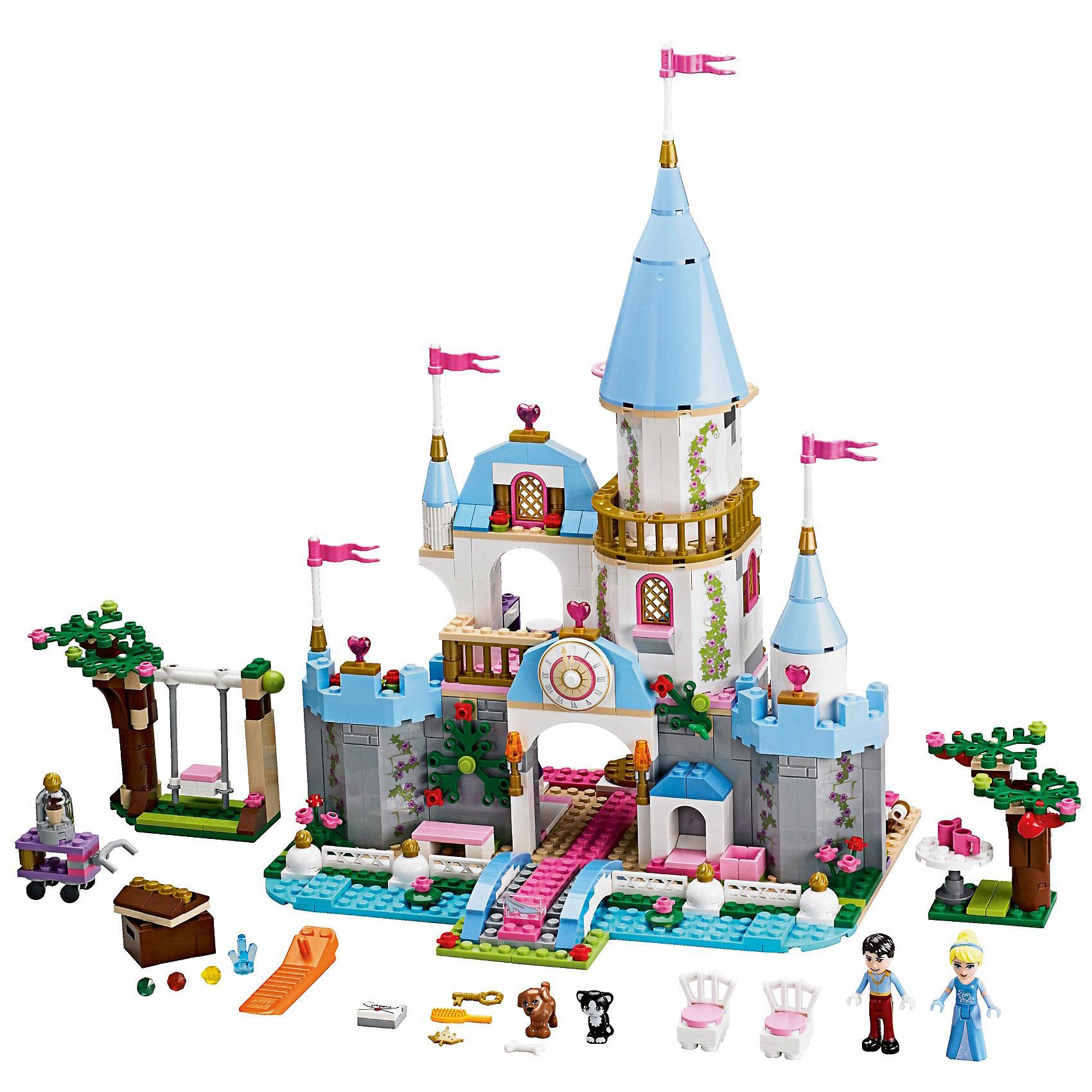 LEGO Disney Princesses 41055: ������� �� ���� � ����������� �����