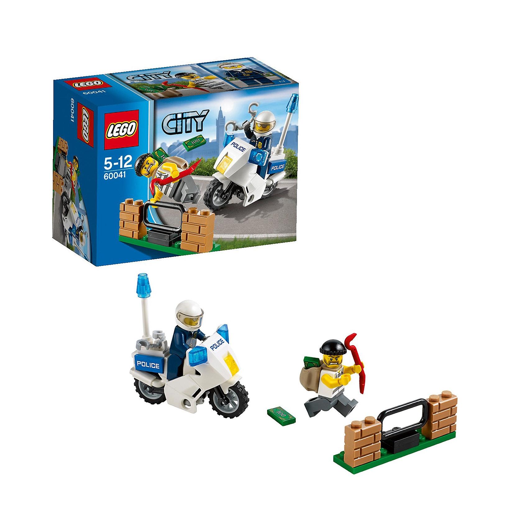 LEGO City 60041: Погоня за воришкой