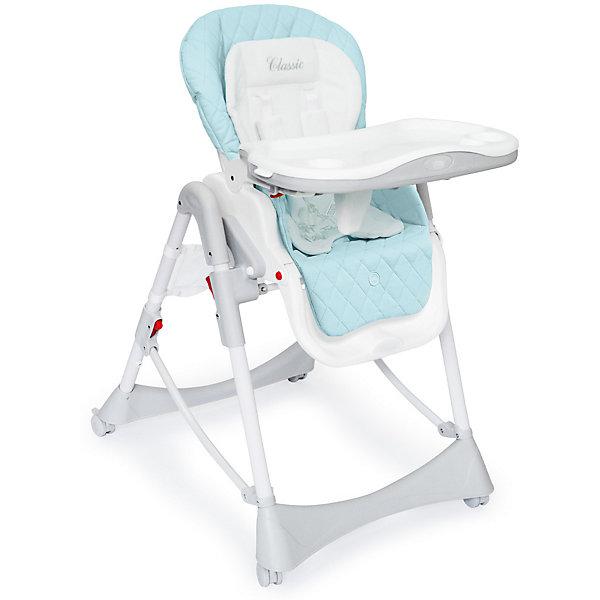 Стульчик для кормления William, Happy Baby, голубойСтульчики для кормления<br>Стул для кормления Happy Baby William. <br>Описание:<br>- 3-и регулируемых положения спинки, включая горизонтальное;<br>- регулируемая подножка;<br>- съемный поднос и столешница;<br>- сетка для игрушек;<br>- 5 регулировок по высоте; <br>- 5-ти точечные ремни безопасности;<br>-  мягкий вкладыш для грудничка.<br>Дополнительная информация:<br>- размеры в сложенном виде: 42х28х73см.;<br>- размеры в разложенном виде:  100х60х80см.;<br>- размер спального места: 85х32см.;<br>- максимальный вес ребенка до 15кг.;<br>- вес стульчика 12 кг.;<br>- цвет голубой.<br>Стул для кормления Happy Baby William можно купить в нашем интернет-магазине.<br>Ширина мм: 280; Глубина мм: 470; Высота мм: 730; Вес г: 12000; Цвет: голубой; Возраст от месяцев: 6; Возраст до месяцев: 36; Пол: Унисекс; Возраст: Детский; SKU: 3344435;