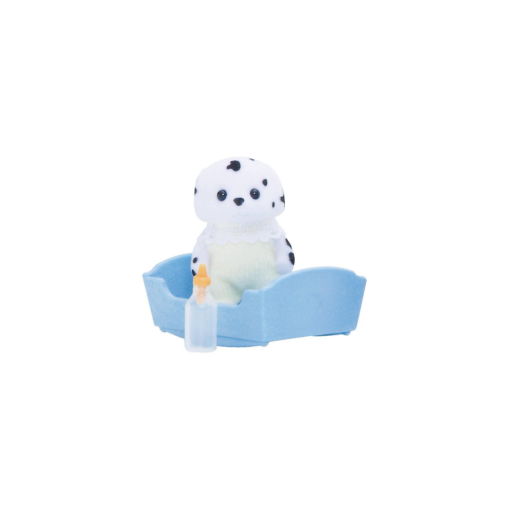 - Набор Малыш Далматин, Sylvanian Families фигурки игрушки sylvanian families набор малыш щенок
