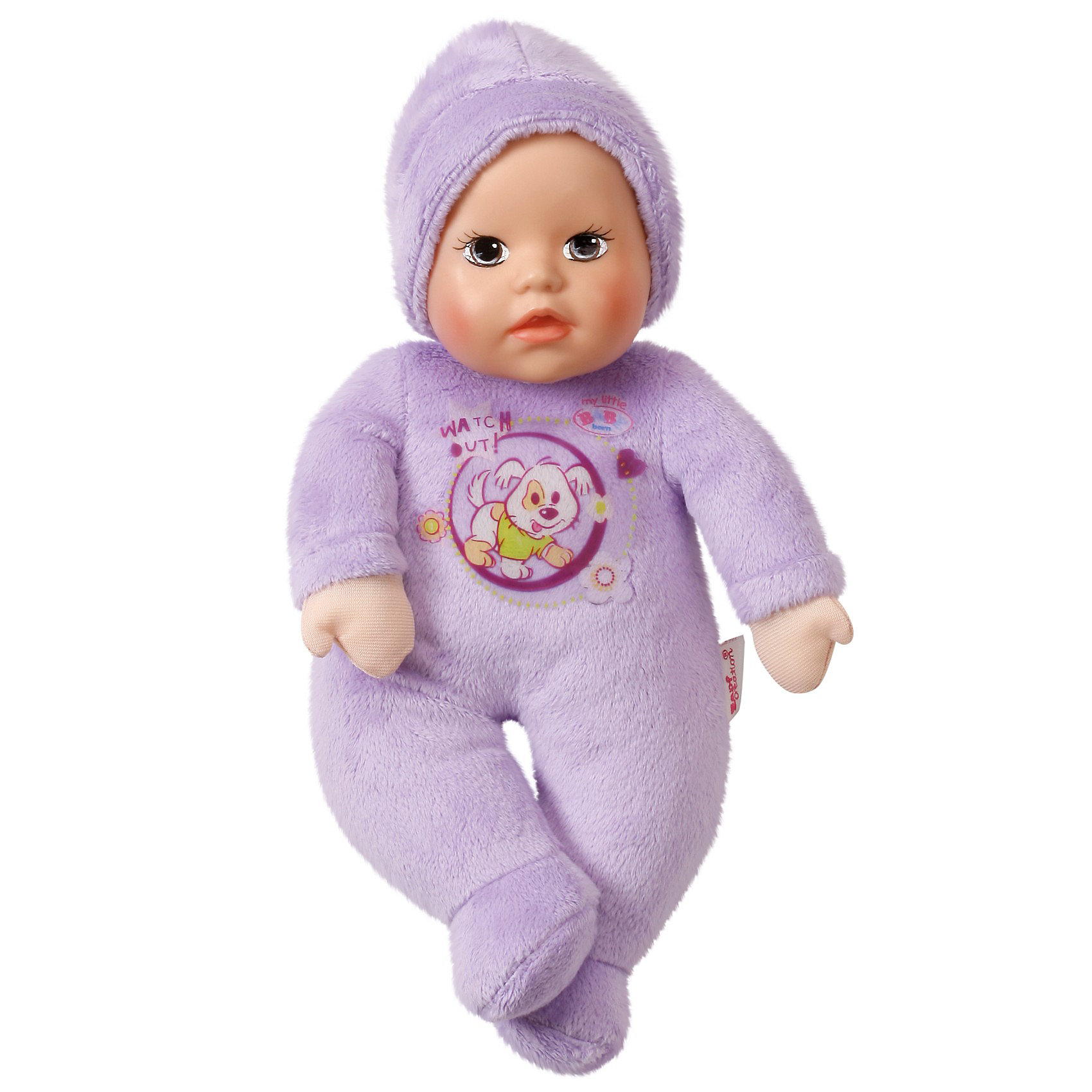 Кукла Супермягкая, 30 см, my little BABY born, в ассортименте