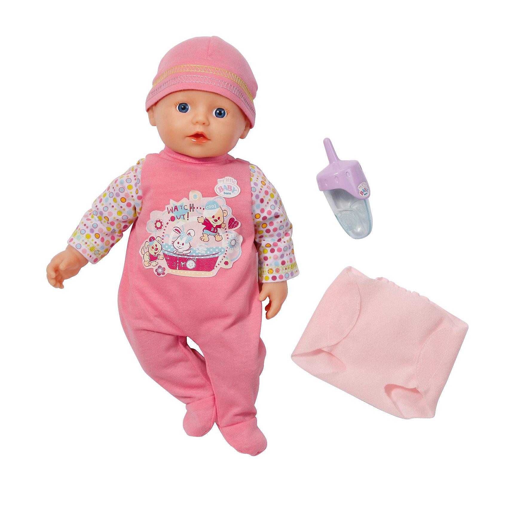 Кукла Быстросохнущая, 32 см, my little BABY born