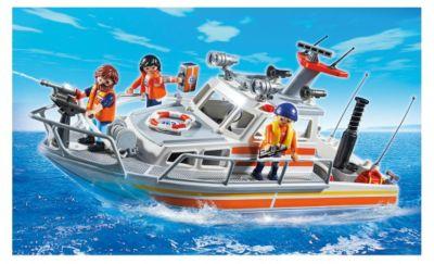 Playmobil® Playmobil 5540 Береговая Охрана: Спасательный Крейсер