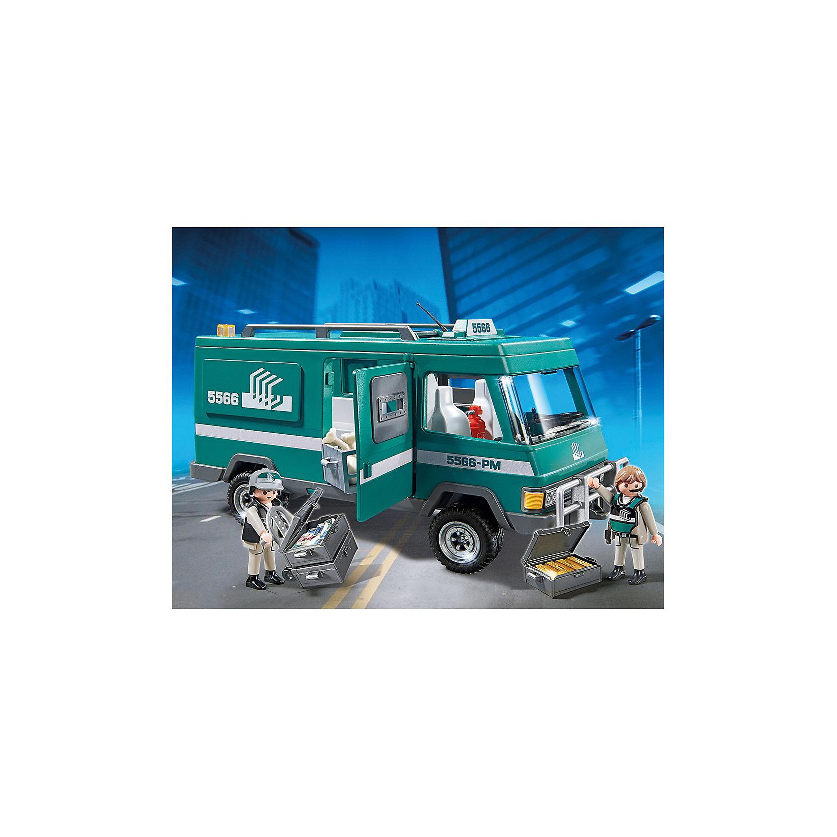 PLAYMOBIL® Инкассаторский автомобиль, PLAYMOBIL купить автомобиль б у в донецке до 33000 грн