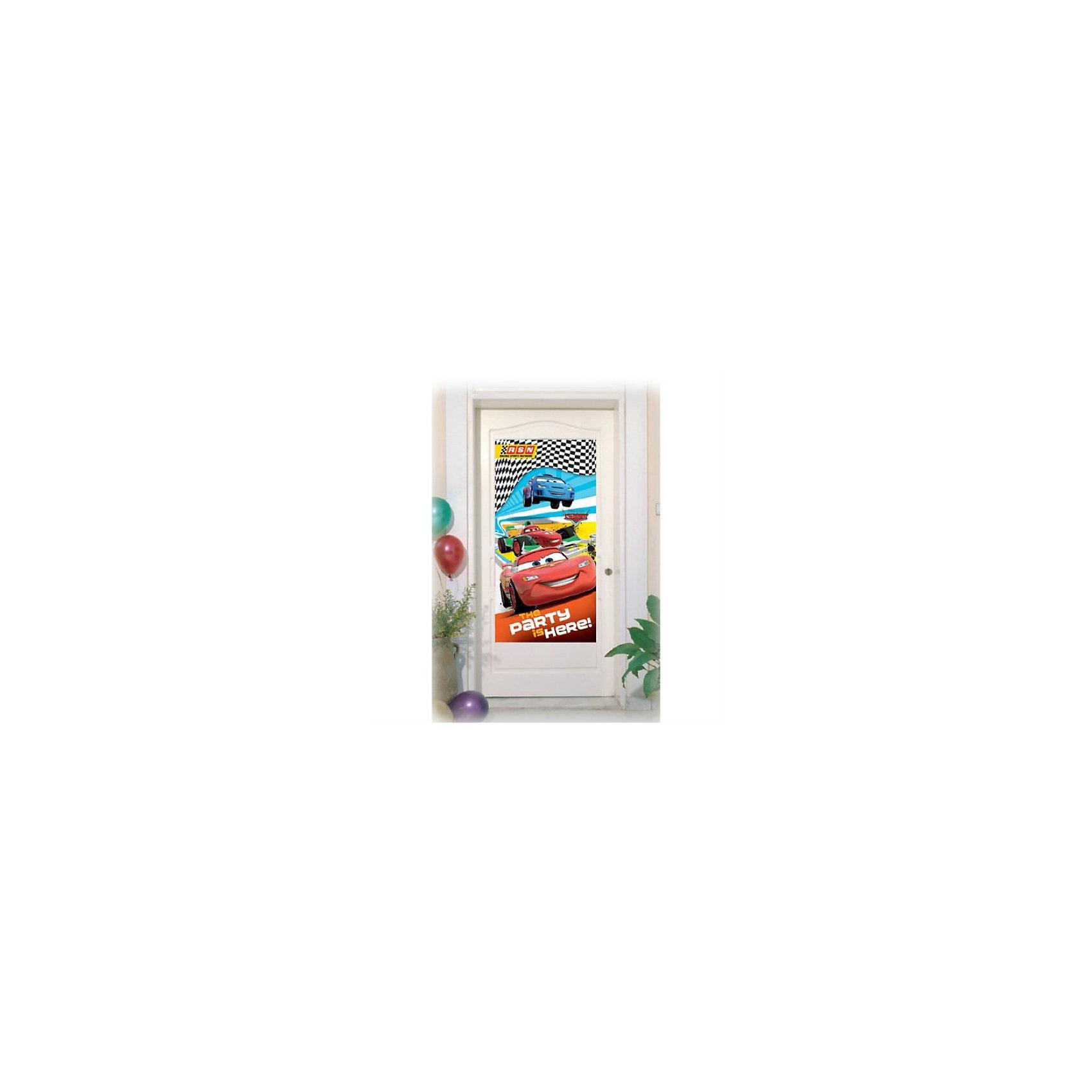 Баннер на дверь Тачки RSNТачки<br>Баннер на дверь Тачки (Cars) RSN.<br>Баннер на дверь из детской праздничной серии Тачки (Cars) RSN создаст ощущение праздника и веселья еще до того, как Ваши гости зайдут в комнату. Устройте веселое торжество с помощью аксессуаров из серии «Тачки (Cars)», которая так нравятся деткам. <br>Для детей от 3 лет. <br><br><br>Дополнительная информация:<br><br>10х210х360 мм<br><br>Поднимет настроение всей компании Вашего малыша!<br>Легко приобрести в нашем интернет-магазине!<br><br>Ширина мм: 10<br>Глубина мм: 210<br>Высота мм: 360<br>Вес г: 63<br>Возраст от месяцев: 36<br>Возраст до месяцев: 84<br>Пол: Мужской<br>Возраст: Детский<br>SKU: 3360043
