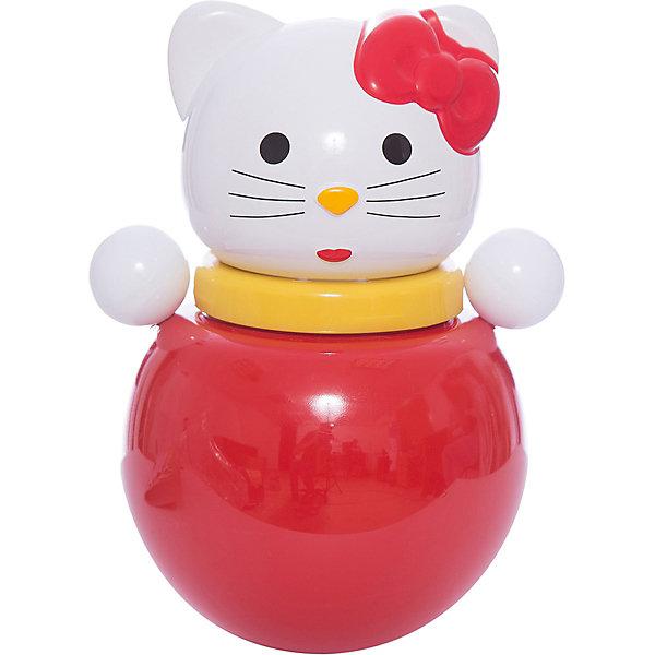 Неваляшка малая Кошечка Мурочка, СтелларЮлы, неваляшки<br>Неваляшка малая Кошечка Мурочка, Стеллар (Stellar) — яркая и красивая игрушка-неваляшка  для вашего ребенка.<br><br>Игрушка Кошечка Мурочка , благодаря своей возможности качаться с боку на бок, не падая и издавая при этом звуки, точно заинтересует малыша. Внутри игрушки находится небольшой шарик-погремушка, который при перекатывании издает приятные мелодичные звуки.<br><br>Играя с неваляшкой, ребенок развивает мелкую моторику рук и звуковое восприятие.<br><br>Неваляшка Кошечка Мурочка от Стеллар станет прекрасным подарком малышу.<br><br>Дополнительная информация:<br><br>- Материал: пластмасса<br>- Высота игрушки: 180 мм<br>- Размер упаковки: 100 х 100 х 180 мм<br>- Вес: 160 г.<br><br>Игрушку Неваляшка малая Кошечка Мурочка, Стеллар (Stellar) можно купить в нашем интернет-магазине.<br>Ширина мм: 100; Глубина мм: 100; Высота мм: 180; Вес г: 160; Возраст от месяцев: 6; Возраст до месяцев: 18; Пол: Унисекс; Возраст: Детский; SKU: 3362103;