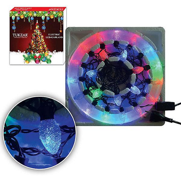 Светодиодная гирлянда 4 мЁлочные игрушки<br>Светодиодная гирлянда 4 м станет прекрасным новогодним украшением для всей семьи! <br>Ваш малыш с удовольствием примет участие в украшении дома и проникнется атмосферой волшебства!<br><br>Дополнительная информация:<br><br>Гирлянда светодиодная с насадками на прозрачном проводе с  разноцветными лампами RGB. С встроенным контроллером (2 режима работы). Поставляется в  пенопластовой коробке с картонной крышкой.<br>Светодиодная гирлянда, 4 м, 22 лампы, зеленый провод, разноцветное свечение, с контроллером<br><br>Поможет всей семье поверить в новогоднее чудо!<br>Легко приобрести в нашем интернет-магазине!<br><br>Ширина мм: 400<br>Глубина мм: 200<br>Высота мм: 100<br>Вес г: 333<br>Возраст от месяцев: 36<br>Возраст до месяцев: 144<br>Пол: Унисекс<br>Возраст: Детский<br>SKU: 3368269