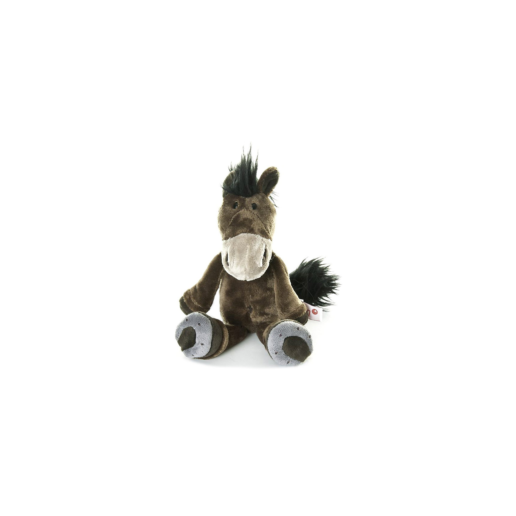 Лошадь коричневая, 25 см, NICIЛошадь коричневая от NICI — веселая игрушка, которая привлечет внимание вашего ребенка. Лошадка изготовлена из высококачественных и гипоаллергенных материалов.<br><br>Весёлая и задорная коричневая лошадка NICI послужит отличным подарком для детей и взрослых!<br> <br>Дополнительная информация:<br><br>- Размер(ДхШхВ), см: 7 х 17 х 7<br>- Материал: Плюш, синтепон<br>- Вес: 160 г.<br><br>Игрушку Лошадь коричневая, 25 см, NICI можно купить в нашем интернет-магазине<br><br>Ширина мм: 70<br>Глубина мм: 70<br>Высота мм: 170<br>Вес г: 154<br>Возраст от месяцев: 36<br>Возраст до месяцев: 192<br>Пол: Унисекс<br>Возраст: Детский<br>SKU: 3375377