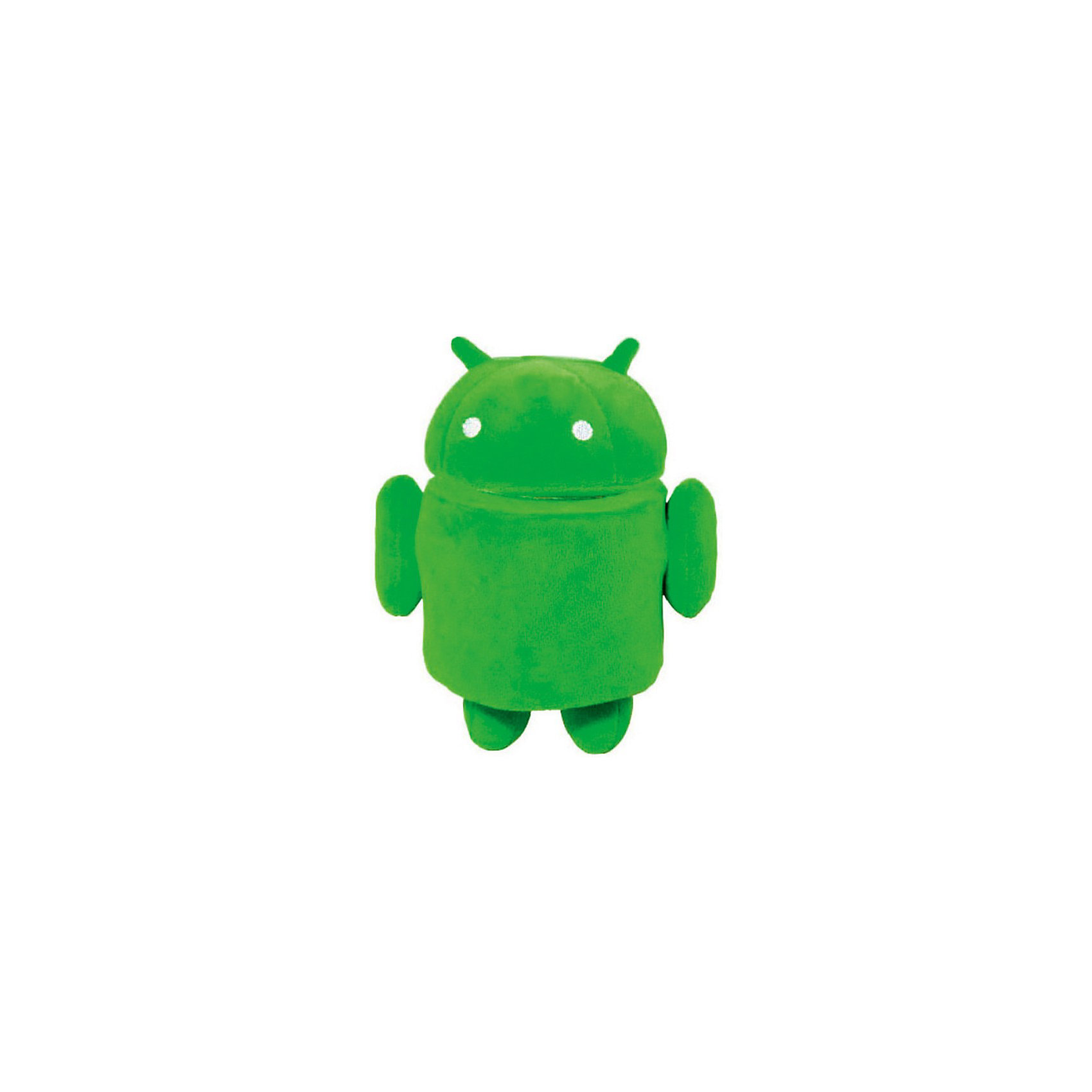 Мягкая игрушка Android (Андроид)Популярная операционная система для мобильных устройств воплощена в замечательной плюшевой игрушке. Мягкий Android может стоять на ногах, а голова у робота крутится.<br><br>Дополнительная информация:<br><br>- Высота: 17 см<br>- Материал: плюш<br><br>Мягкую игрушку Android (Андроид) можно купить в нашем магазине.<br><br>Ширина мм: 13<br>Глубина мм: 7<br>Высота мм: 15<br>Вес г: 100<br>Возраст от месяцев: 36<br>Возраст до месяцев: 1188<br>Пол: Унисекс<br>Возраст: Детский<br>SKU: 3376329