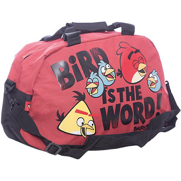 Сумка спортивная, Angry BirdsДорожные сумки и чемоданы<br>Сумка  Angry Birds (Злые Птички) спортивная c боковым карманом и отделением для мобильного телефона.<br><br>Дополнительная информация:<br><br>Размер 26 х 50 х 15 см.<br><br>Angry Birds Сумку спортивную можно купить в нашем магазине.<br><br>Ширина мм: 200<br>Глубина мм: 300<br>Высота мм: 100<br>Вес г: 500<br>Возраст от месяцев: 96<br>Возраст до месяцев: 144<br>Пол: Унисекс<br>Возраст: Детский<br>SKU: 3377334