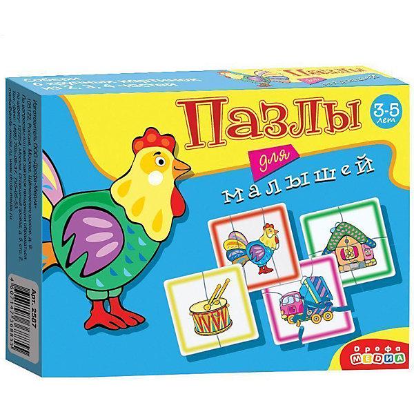 Купить Пазлы для малышей (2587), Дрофа-Медиа, Россия, Унисекс