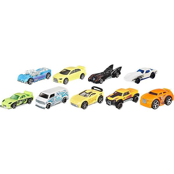 Меняющие цвет машинки COLOR SHIFTERS, Hot Wheels, в ассортиментеМашинки<br>Такая машинка приведет в восторг всех любителей Hot Wheels! Любимые машинки не только быстро ездят, они могут менять цвет при попадании в воду! Все очень просто: теплая вода меняет цвет вашего автомобиля, и ледяная вода возвращает его обратно. Собери все машинки и устрой настоящие гонки! <br><br>Дополнительная информация<br><br>- Материал: пластик, металл.<br>- Размер упаковки: 12 х 11 х 3 см.<br>- Машинки в ассортименте.<br>ВНИМАНИЕ! Данный артикул представлен в разных вариантах исполнения. К сожалению, заранее выбрать определенный вариант невозможно. При заказе нескольких машинок возможно получение одинаковых.<br><br>Меняющие цвет машинки COLOR SHIFTERS, Hot Wheels (Хот вилс), в ассортименте, можно купить в нашем магазине.<br>Ширина мм: 168; Глубина мм: 126; Высота мм: 32; Вес г: 49; Возраст от месяцев: 36; Возраст до месяцев: 84; Пол: Мужской; Возраст: Детский; SKU: 3382640;