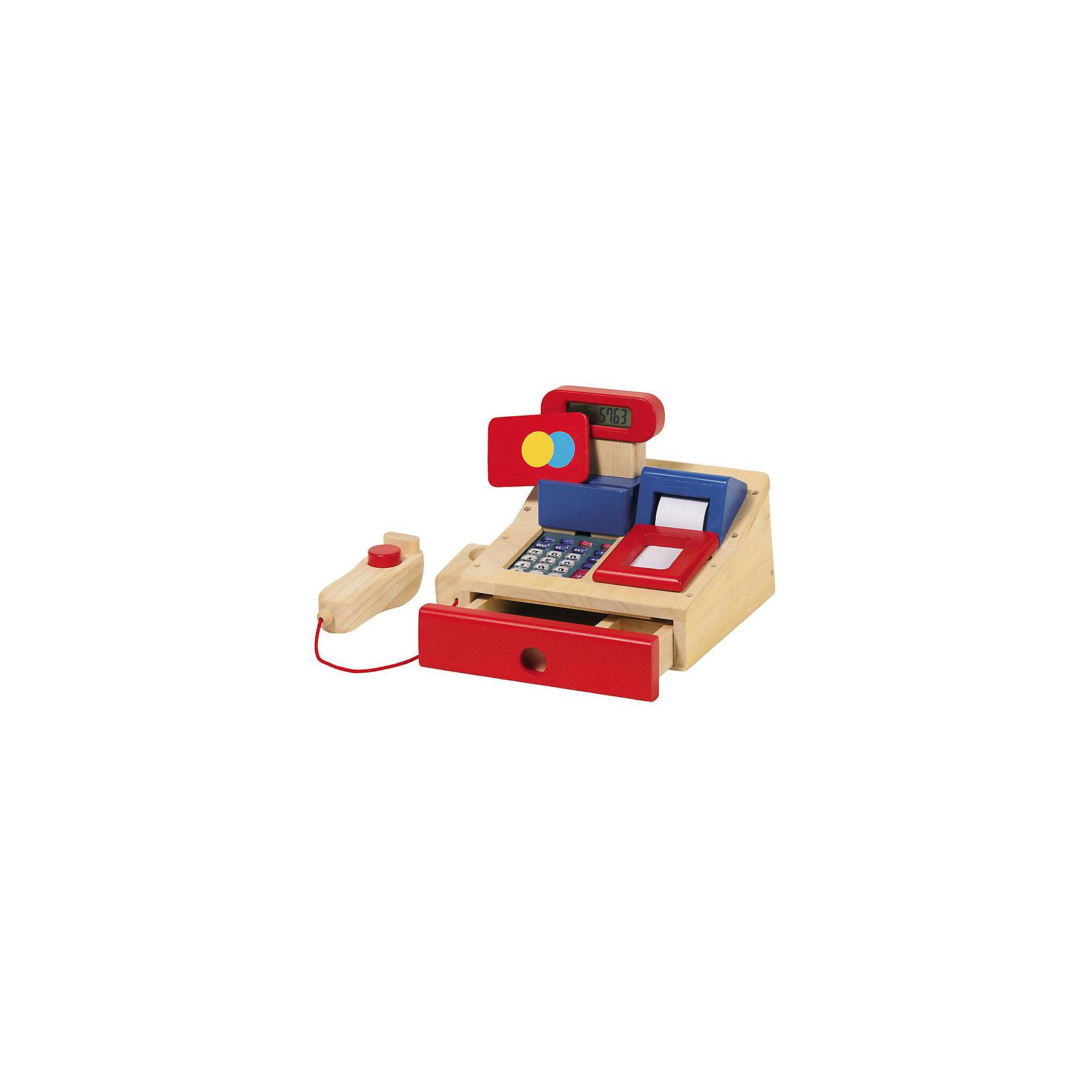 Игрушка Кассовый аппарат, GOKI