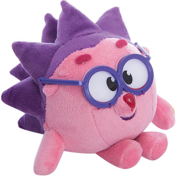 Мягкая игрушка  Ежик, со звуком, Смешарики, МУЛЬТИ-ПУЛЬТИМузыкальные мягкие игрушки<br>Забавная игрушка Ёжик от Мульти-Пульти - персонаж мультсериала Смешарики о приключениях веселых круглых зверюшек. Ёжик очень серьезный и рассудительный, он хорошо воспитан и любит порядок, если Ваш ребенок поклонник мультсериала Смешарики он наверняка обрадуется такому подарку. Игрушка озвучена голосом героя мультфильма и произносит несколько фраз.<br><br>Дополнительная информация:<br><br>- Материал: текстиль, синтепон<br>- Требуются батарейки: 3 *типа LR44 (входят в комплект).<br>- Размер: 10 х 12 х 12 см.<br>- Вес:  0.2 кг. <br><br>Мягкую игрушку Паук Шнюк от Мульти-Пульти можно купить в нашем магазине.<br>Ширина мм: 100; Глубина мм: 200; Высота мм: 250; Вес г: 73; Возраст от месяцев: 24; Возраст до месяцев: 1188; Пол: Унисекс; Возраст: Детский; SKU: 3384122;