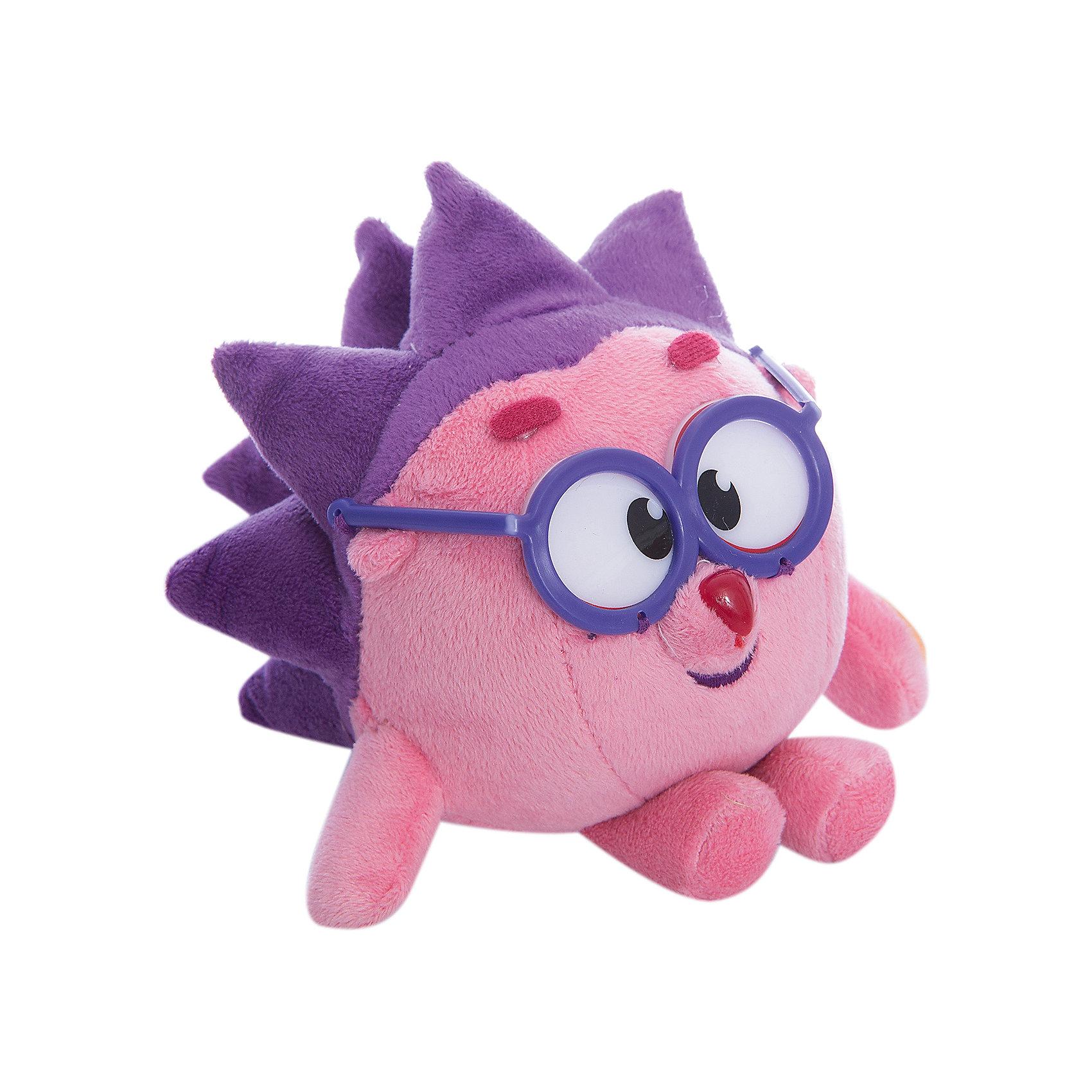 Мягкая игрушка  Ежик, со звуком, Смешарики, МУЛЬТИ-ПУЛЬТИМягкие игрушки из мультфильмов<br>Забавная игрушка Ёжик от Мульти-Пульти - персонаж мультсериала Смешарики о приключениях веселых круглых зверюшек. Ёжик очень серьезный и рассудительный, он хорошо воспитан и любит порядок, если Ваш ребенок поклонник мультсериала Смешарики он наверняка обрадуется такому подарку. Игрушка озвучена голосом героя мультфильма и произносит несколько фраз.<br><br>Дополнительная информация:<br><br>- Материал: текстиль, синтепон<br>- Требуются батарейки: 3 *типа LR44 (входят в комплект).<br>- Размер: 10 х 12 х 12 см.<br>- Вес:  0.2 кг. <br><br>Мягкую игрушку Паук Шнюк от Мульти-Пульти можно купить в нашем магазине.<br><br>Ширина мм: 100<br>Глубина мм: 200<br>Высота мм: 250<br>Вес г: 73<br>Возраст от месяцев: 24<br>Возраст до месяцев: 1188<br>Пол: Унисекс<br>Возраст: Детский<br>SKU: 3384122