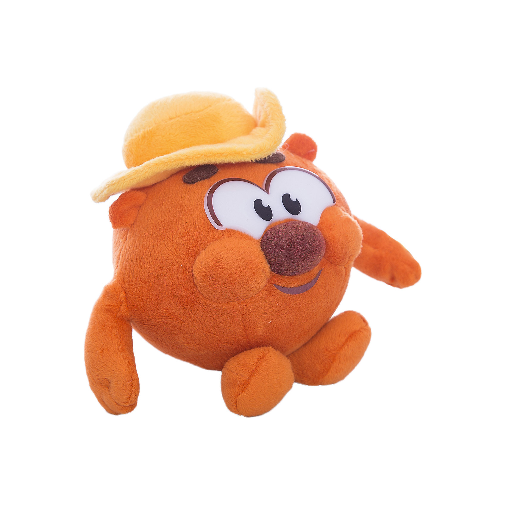 Мягкая игрушка  Копатыч, со звуком, Смешарики, МУЛЬТИ-ПУЛЬТИЗабавная игрушка Копатыч от Мульти-Пульти - персонаж мультсериала Смешарики о приключениях веселых круглых зверюшек. Копатыч - добрый и хозяйственный медведь, который любит выращивать овощи на своем огороде. Если Ваш ребенок поклонник мультсериала Смешарики он наверняка обрадуется такому подарку. Игрушка озвучена голосом героя мультфильма и произносит несколько фраз.<br><br>Дополнительная информация:<br><br>- Материал: текстиль, синтепон.<br>- Требуются батарейки: 3 х AG13 / LR44 (в комплекте).<br>- Размеры игрушки: 10 х 12 х 12 см.<br>- Высота игрушки: 10 см.<br>- Вес:  0.2 кг. <br><br>Мягкую игрушку Копатыч (Смешарики) от Мульти-Пульти можно купить в нашем магазине.<br><br>Ширина мм: 100<br>Глубина мм: 100<br>Высота мм: 100<br>Вес г: 73<br>Возраст от месяцев: 24<br>Возраст до месяцев: 1188<br>Пол: Унисекс<br>Возраст: Детский<br>SKU: 3384125