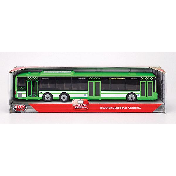 Автобус городской, в коробке, ТЕХНОПАРКМашинки<br>Коллекционная модель городского автобуса Технопарк из серии Технопарк обладает высокой реалистичностью за счет двигающихся элементов (открываются двери). Автобус снабжен инерционным механизмом, что позволяет ему ускоряться вперед. Настоящая радость для ребенка, особенно если он неравнодушен к технике.<br><br>Дополнительная информация:<br><br>- Длина автобуса 29 см<br><br>Автобус городской, в коробке, ТЕХНОПАРК можно купить в нашем магазине.<br><br>Ширина мм: 90<br>Глубина мм: 80<br>Высота мм: 320<br>Вес г: 281<br>Возраст от месяцев: 36<br>Возраст до месяцев: 144<br>Пол: Мужской<br>Возраст: Детский<br>SKU: 3384143