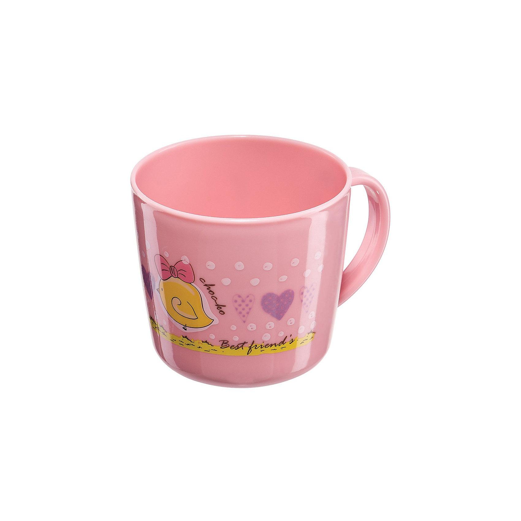 Happy Baby Кружка, Happy Baby, розовый bеsta baby парта киев