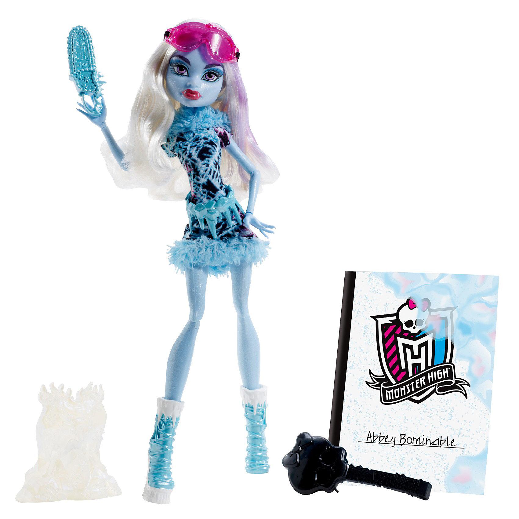 Кукла Эбби Боминейбл Творческие монстры, Monster High
