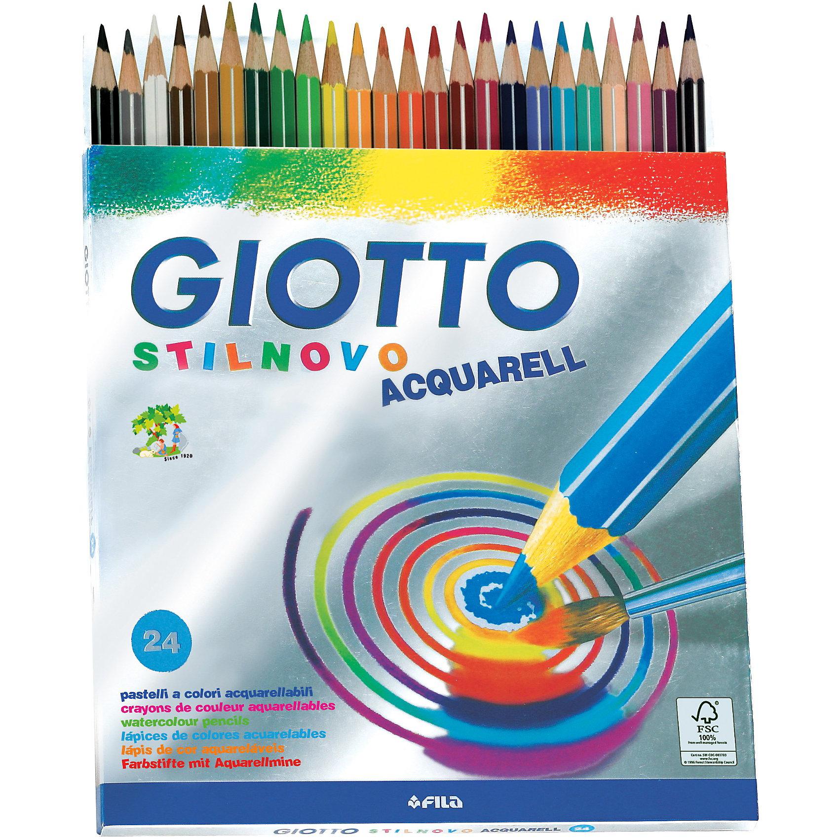 Акварельные цветные карандашии, 24 шт, кисть в комплекте.Акварельные цветные деревянные карандашии, 24 шт. Гексагональной формы. Изготовлены из сертифицированной древесины. Легко и экономично затачиваются, не крошатся. Толщина грифеля - 3,3 мм. Яркие насыщенные цвета, максимально мягкое рисование и идеальное размытие водой. На корпусе карандаша имеется место для персонализации. В комплекте с кистью<br><br>Ширина мм: 218<br>Глубина мм: 172<br>Высота мм: 12<br>Вес г: 162<br>Возраст от месяцев: -2147483648<br>Возраст до месяцев: 2147483647<br>Пол: Унисекс<br>Возраст: Детский<br>SKU: 3411233