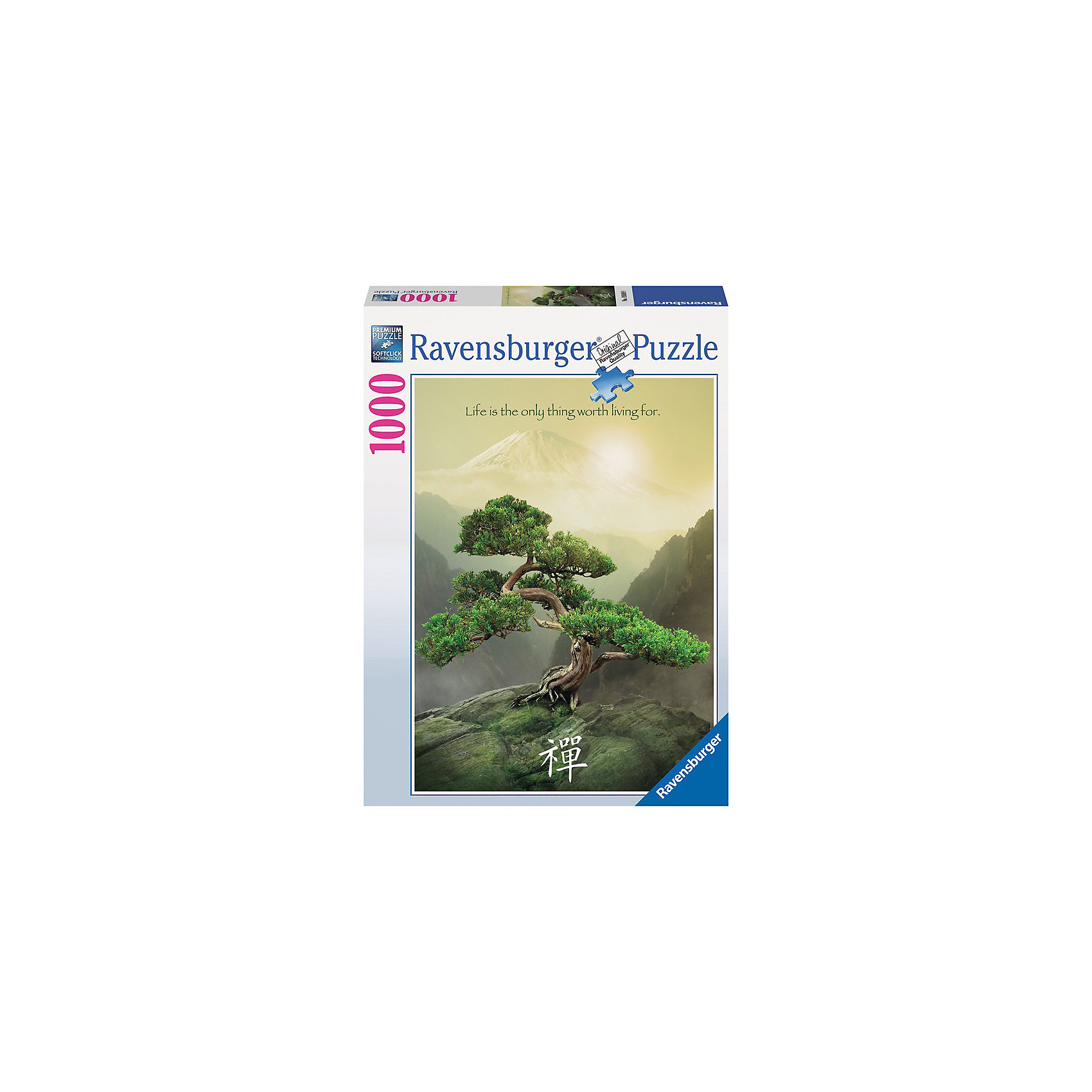 Пазл «Древо жизни» 1000 деталей, Ravensburger