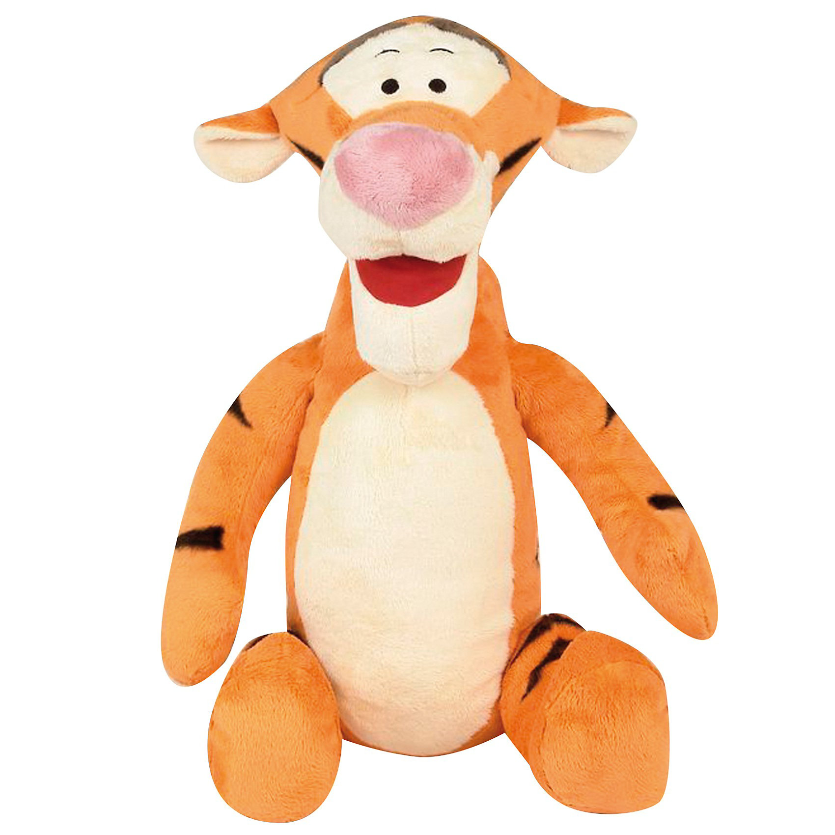 Disney Мягкая игрушка Тигруля, 35 см, Винни Пух мягкая игрушка свинка disney хрюня 25 см розовый текстиль 6901014010594