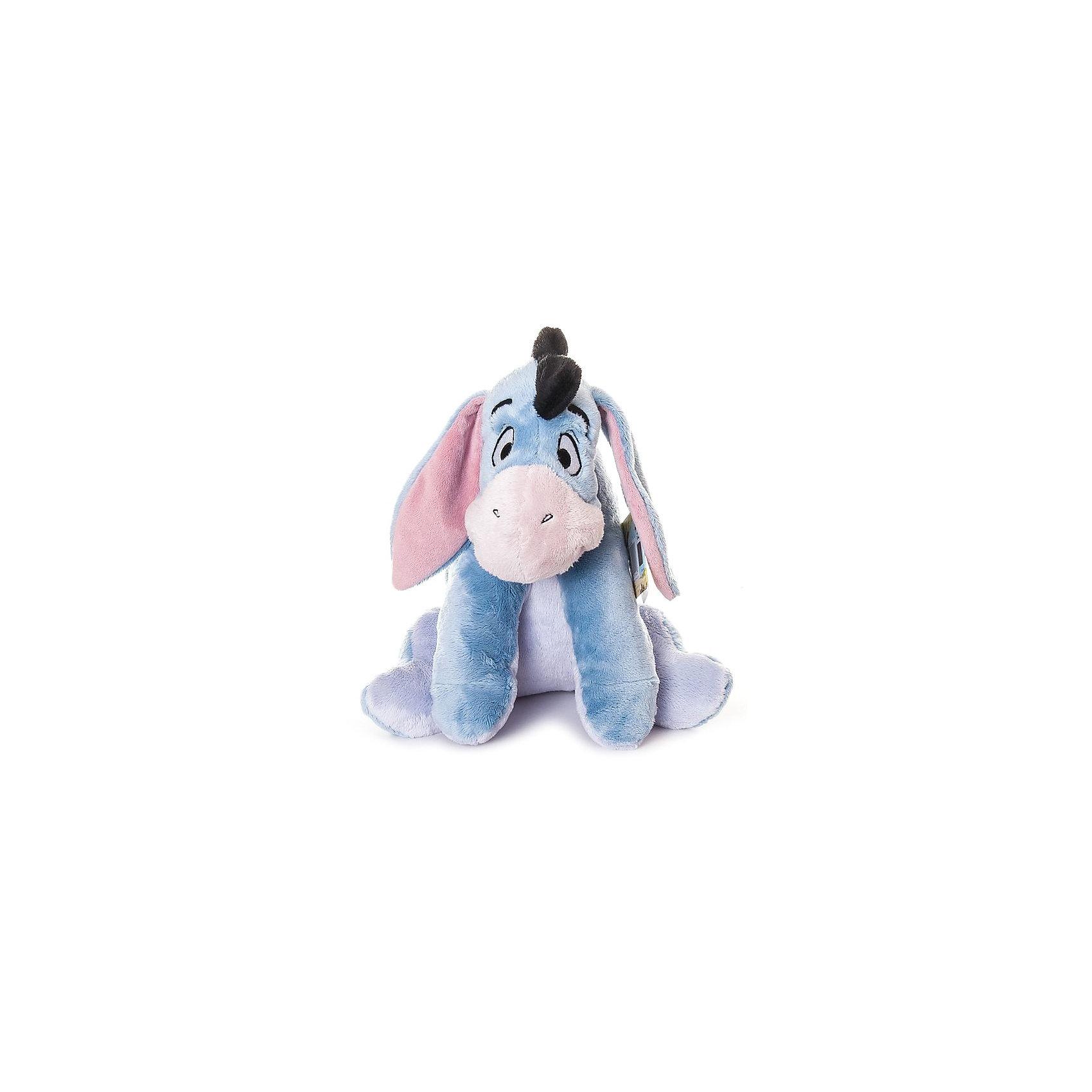 Disney Мягкая игрушка Ушастик, 35 см, Винни Пух мона лиза постельное белье детское винни на радуге винни пух disney