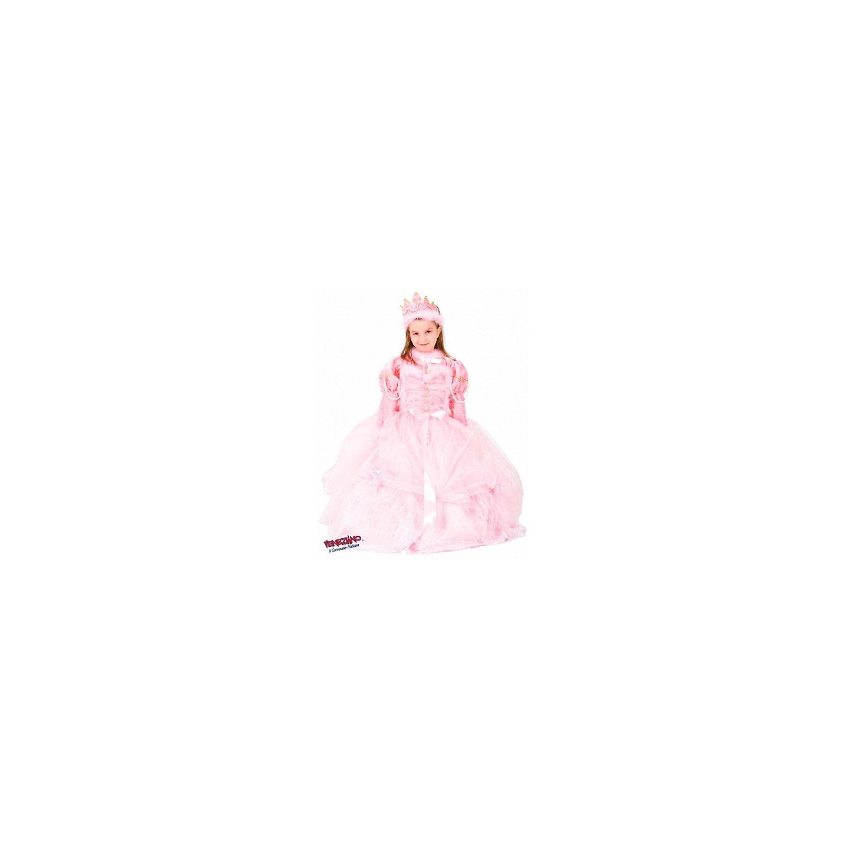Карнавальный костюм Барби на балу, 3 года, Veneziano