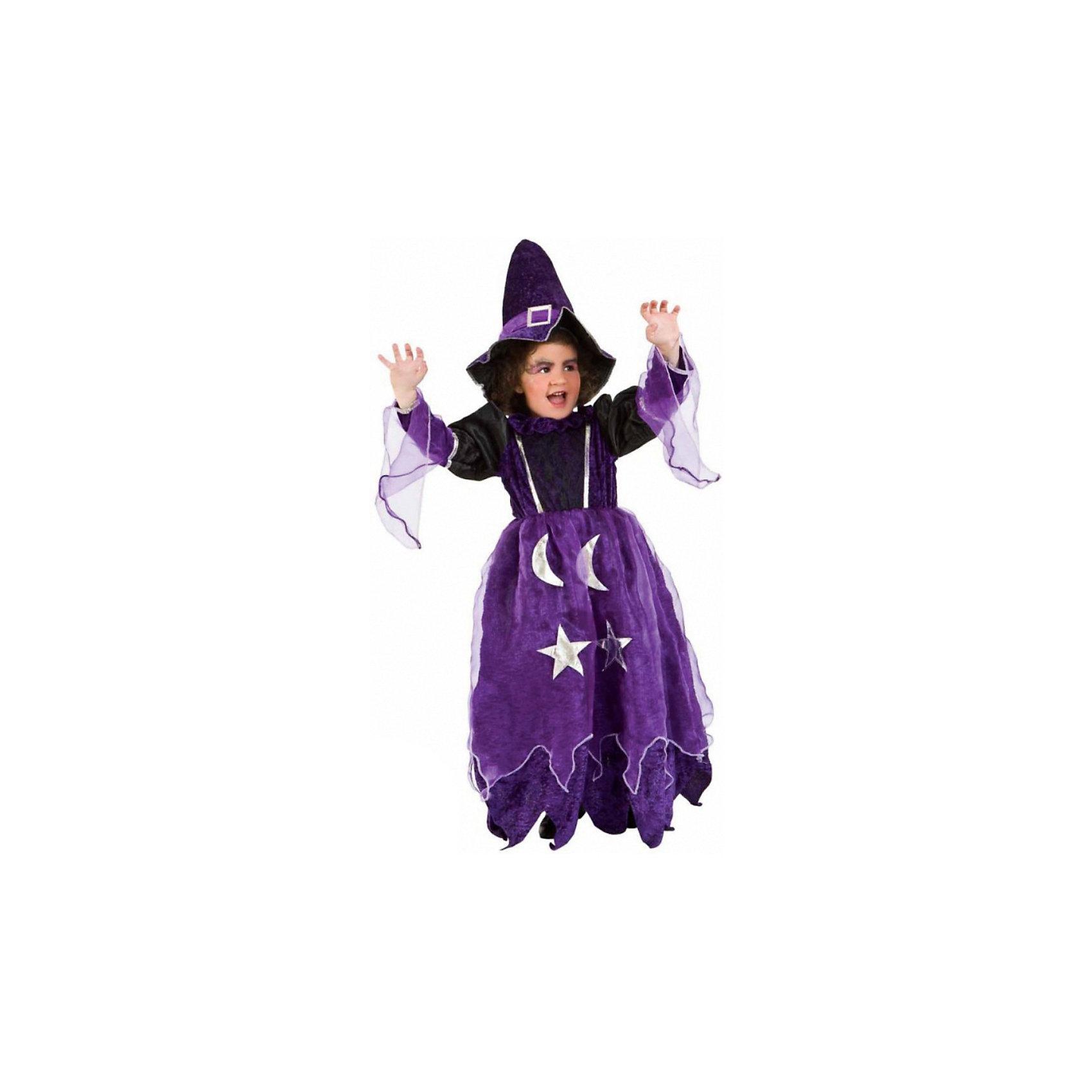 Карнавальный костюм Фея ночи, 5 лет, Veneziano