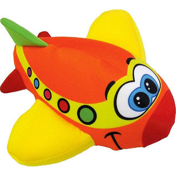 Игрушка-антистресс Самолетик, СмолТойсПодушки-антистресс<br>Подушка антистресс «Самолетик»  с веселой мордочкой самолетика поможет успокоить малыша и снять усталость как взрослым так и детям. Производит терапевтический эффект.  Со временем не утрачивает свой блестящий внешний вид. Наполнитель устойчив к воздействиям любого рода, обшивочная ткань не выгорает на солнце, не линяет во время стирки, не впитывает влагу. <br><br> Дополнительная информация:<br><br>- Материал:  наполнитель - гранулы полистирола, диаметр шариков – менее миллиметра.<br> Обшивка выполнена из высокопрочного трикотажа, обладающего повышенной эластичностью.<br> Яркие краски самолетика абсолютно безопасны для малышей.<br>- размеры 23 х21х10 см<br><br>Подушку-игрушку антистресс «Самолетик» можно купить в нашем интернет-магазине<br>Ширина мм: 100; Глубина мм: 230; Высота мм: 210; Вес г: 65; Возраст от месяцев: 36; Возраст до месяцев: 144; Пол: Мужской; Возраст: Детский; SKU: 3440334;