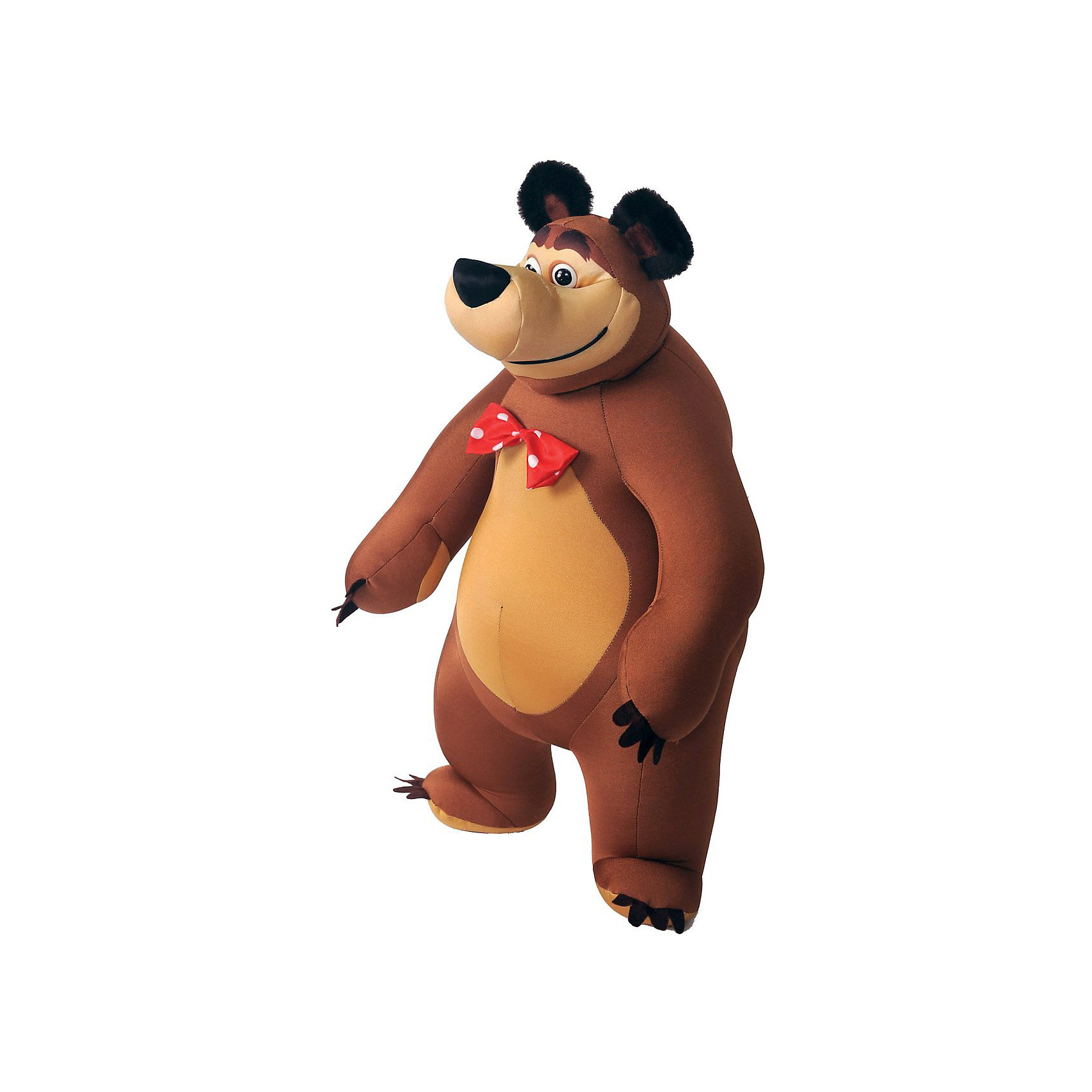 "Игрушка-антистресс ""Медведь"", Маша и Медведь, СмолТойс от myToys"
