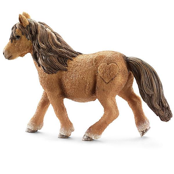 Шотландский пони, SchleichМир животных<br>Шотландский пони, Schleich (Шляйх) - коллекционная и игровая фигурка от немецкого производителя Schleich (Шляйх).<br>Фигурка очаровательного шотландского пони разнообразит игру вашего ребенка и станет прекрасным пополнением коллекции его фигурок лошадей. Шотландские пони очень выносливы и могут жить в суровых климатических условиях. Эту породу используют давно в сельском хозяйстве и в горнодобывающей промышленности. Сегодня эта порода лошадей используется для тренировок с детьми и взрослыми, они очень дружелюбны и приветливы. Все фигурки Schleich (Шляйх) сделаны из гипоаллергенных высокотехнологичных материалов, раскрашены вручную и не вызывают аллергии у ребенка. Прекрасно выполненные фигурки Schleich (Шляйх) отличаются высочайшим качеством игрушек ручной работы. Все они создаются при постоянном сотрудничестве с Берлинским зоопарком, а потому, являются максимально точной копией настоящих животных. Каждая фигурка разработана с учетом исследований в области педагогики и производится как настоящее произведение для маленьких детских ручек.<br><br>Дополнительная информация:<br><br>-Размер фигурки: 2,5 x 9,9 x 7,1 см.<br>-Вес фигурки: 59 грамм<br>-Материал: каучуковый пластик<br><br>Шотландский пони, Schleich (Шляйх) - ваш ребенок будет наслаждаться игрой с новой восхитительной фигуркой.<br><br>Фигурку Шотландского пони, Schleich (Шляйх) можно купить в нашем интернет-магазине.<br><br>Ширина мм: 100<br>Глубина мм: 88<br>Высота мм: 27<br>Вес г: 53<br>Возраст от месяцев: 36<br>Возраст до месяцев: 96<br>Пол: Женский<br>Возраст: Детский<br>SKU: 3443120