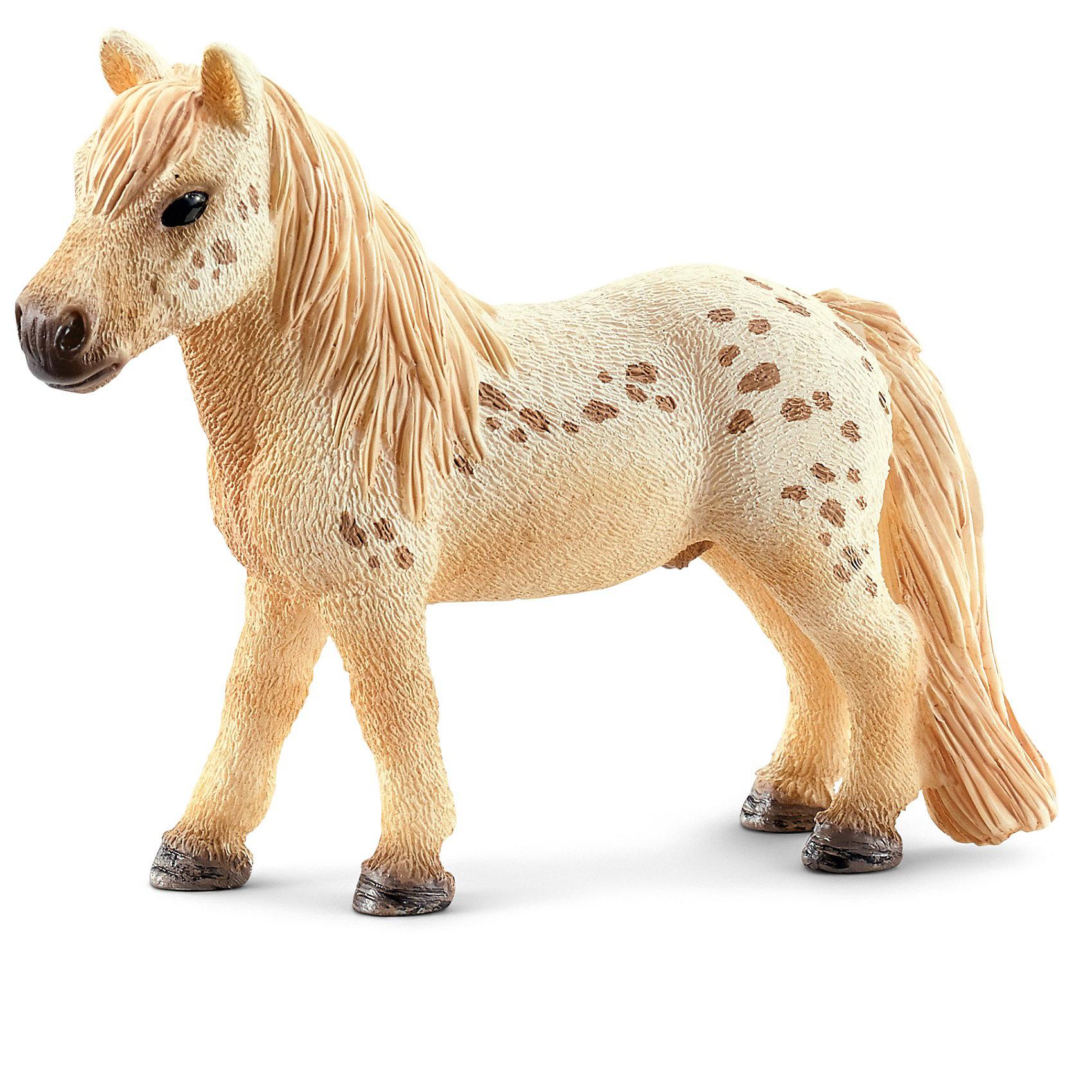 Schleich Лошадь Фалабелла, Schleich фигурки игрушки schleich фиордская лошадь жеребец