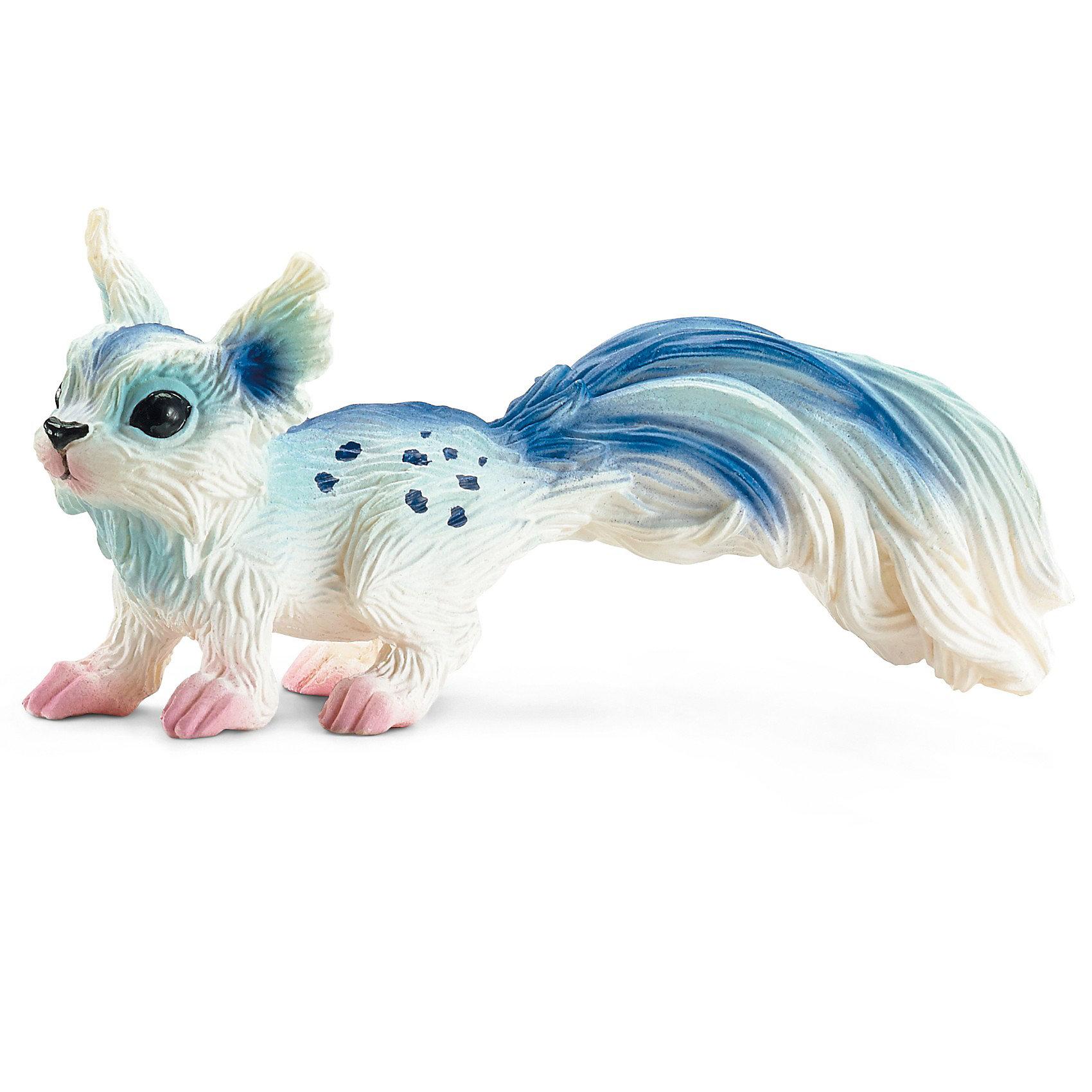 Зимси, SchleichЗимси, Schleich (Шляйх) - игровая фигурка от немецкого производителя Schleich (Шляйх).<br>Фигурка волшебного бельчонка Зимси непременно понравится вашему ребенку и пополнит его коллекцию эльфов от Schleich (Шляйх). Зимси – маленький забавный зверек, который любит спать на подоконнике Ледяного дворца. Однако, если зимси убежит в лес, то только его яркий пушистый синий хвост будет выдавать его в толстом слое снега. Все фигурки Schleich (Шляйх) сделаны из гипоаллергенных высокотехнологичных материалов, не вызывают аллергии у ребенка. Прекрасно выполненные фигурки Schleich (Шляйх) отличаются высочайшим качеством игрушек ручной работы. Каждая фигурка разработана с учетом исследований в области педагогики и производится как настоящее произведение для маленьких детских ручек. <br><br>Дополнительная информация:<br><br>-Размер фигурки: 6,5 x 3 x 2,5 см<br>-Вес фигурки: 9 грамм<br>-Материал: каучуковый пластик<br><br>Зимси, Schleich (Шляйх) - ваш ребенок будет наслаждаться игрой с новой восхитительной игрушкой.<br><br>Фигурку Зимси, Schleich (Шляйх) можно купить в нашем интернет-магазине.<br><br>Ширина мм: 62<br>Глубина мм: 30<br>Высота мм: 20<br>Вес г: 11<br>Возраст от месяцев: 36<br>Возраст до месяцев: 96<br>Пол: Женский<br>Возраст: Детский<br>SKU: 3443172