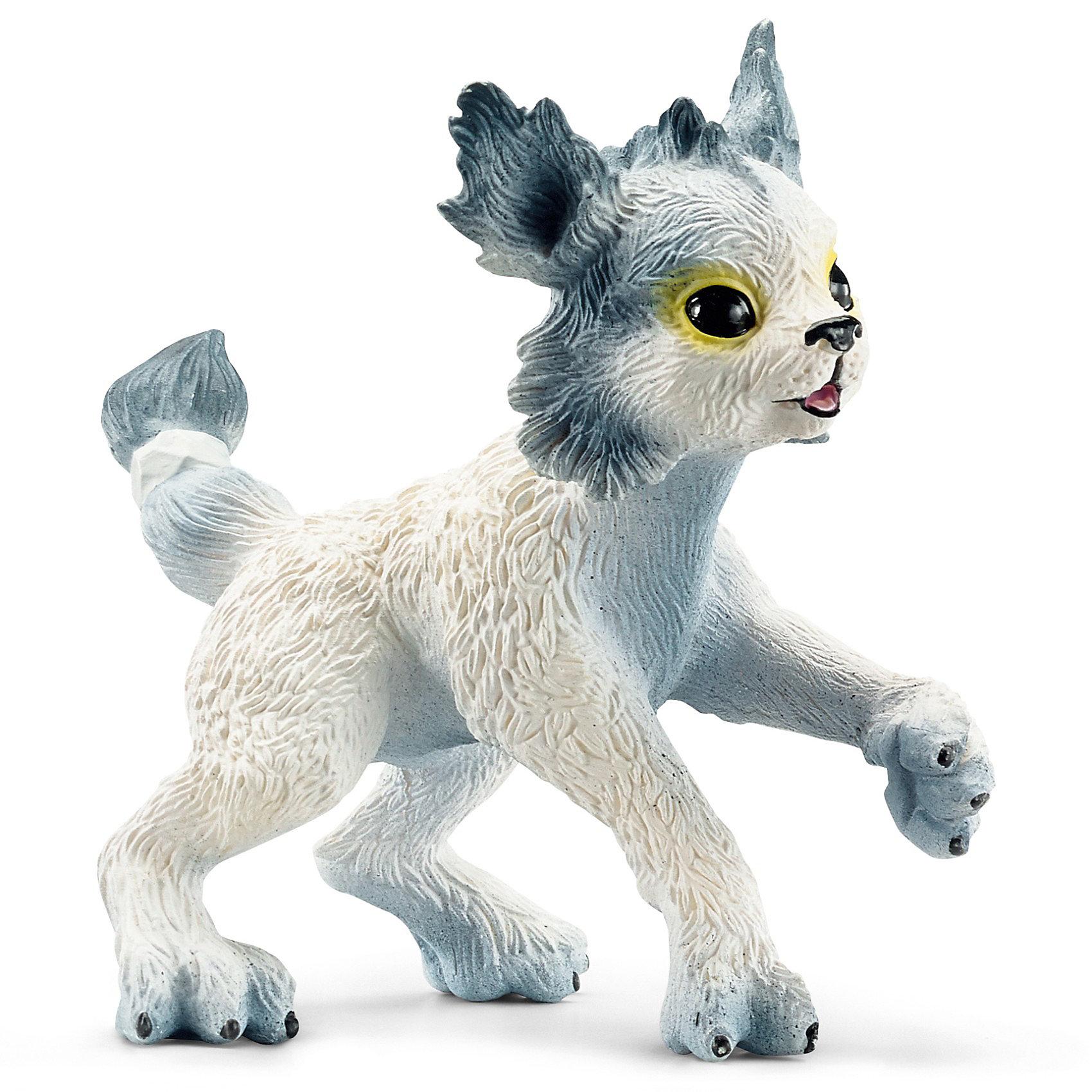 Собака, SchleichСобака, Schleich (Шляйх) - игровая фигурка от немецкого производителя Schleich (Шляйх).<br>Фигурка озорного Ки-куки непременно понравится вашему ребенку и пополнит его коллекцию эльфов от Schleich (Шляйх). Ки-куки – маленький забавный зверек, который любит подкарауливать эльфов Ледяного дворца и кусать их. Он давно охотиться на бельчонка Зимси, но никак не может его поймать. Все фигурки Schleich (Шляйх) сделаны из гипоаллергенных высокотехнологичных материалов, не вызывают аллергии у ребенка. Прекрасно выполненные фигурки Schleich (Шляйх) отличаются высочайшим качеством игрушек ручной работы. Каждая фигурка разработана с учетом исследований в области педагогики и производится как настоящее произведение для маленьких детских ручек. <br><br>Дополнительная информация:<br><br>-Размер фигурки: 6,5 x 6 x 4,5 см.<br>-Вес фигурки: 18 грамм<br>-Материал: каучуковый пластик<br><br>Собака, Schleich (Шляйх) - ваш ребенок будет наслаждаться игрой с новой восхитительной игрушкой.<br><br>Фигурку Собаки, Schleich (Шляйх) можно купить в нашем интернет-магазине.<br><br>Ширина мм: 64<br>Глубина мм: 45<br>Высота мм: 58<br>Вес г: 16<br>Возраст от месяцев: 36<br>Возраст до месяцев: 96<br>Пол: Женский<br>Возраст: Детский<br>SKU: 3443173