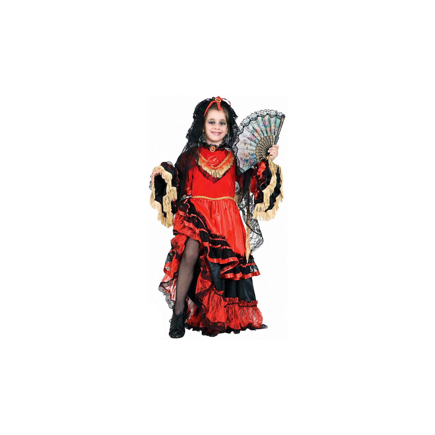 Карнавальный костюм Испанка, Veneziano