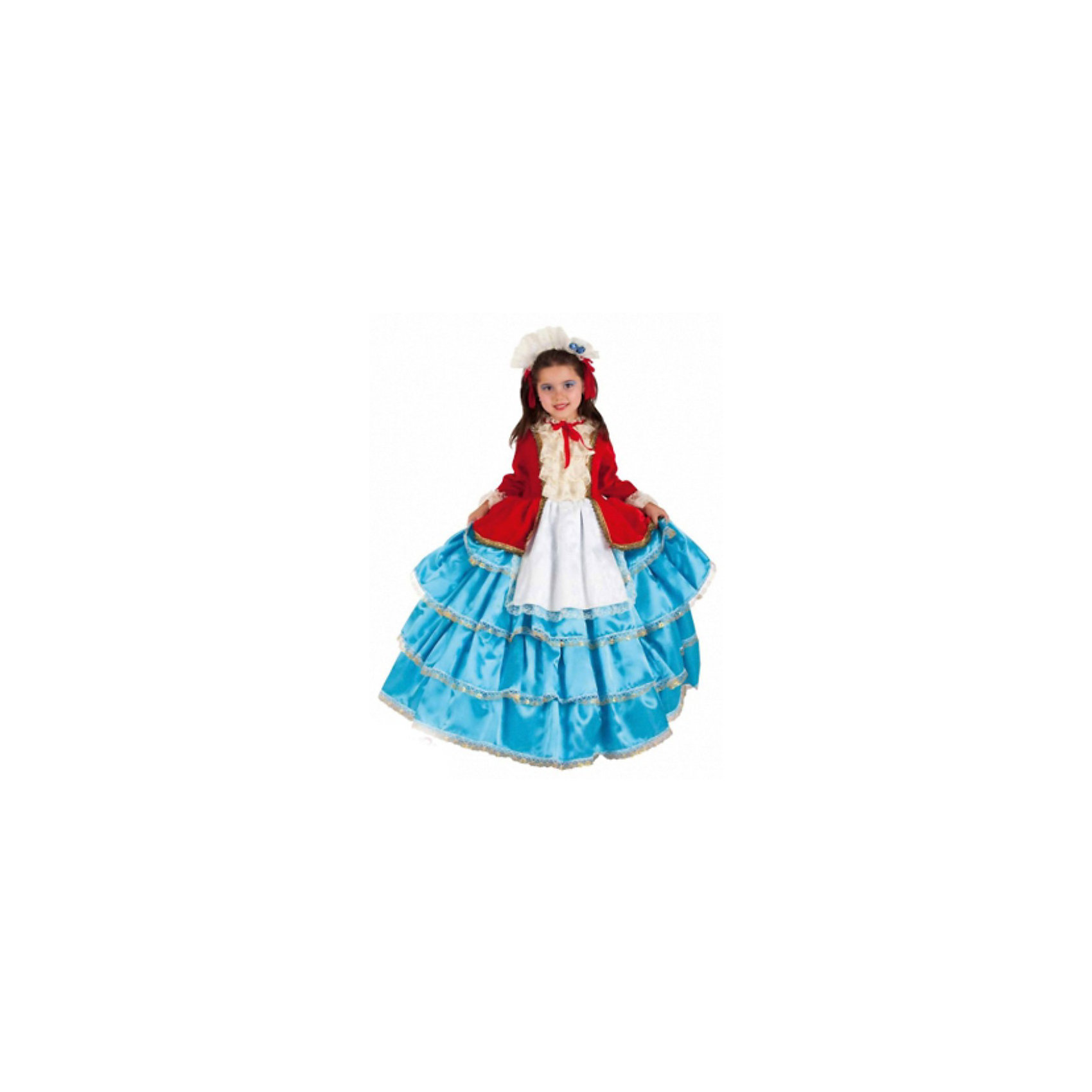 Карнавальный костюм Коломбина, Veneziano