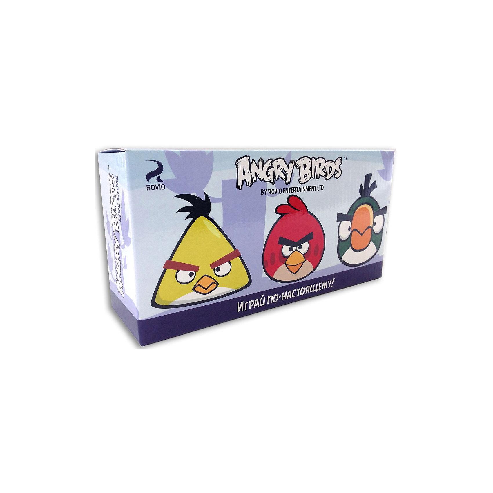 Дополнительный набор птичек для игры, Angry Birds
