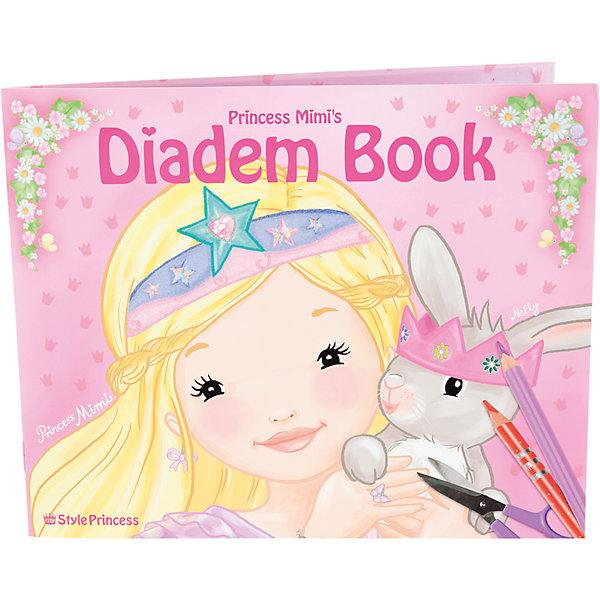 Раскраска Diadem, My Style PrincessРаскраски по номерам<br>Раскраска Diadem, My Style Princess<br><br>Характеристики:<br><br>• В комплекте: 8 диадем, 8 резиночек<br>• Размер: Размер 22,2х18 см<br><br>Этот альбом-раскраска из серии TOPModel позволит вашему ребенку почувствовать себя настоящим дизайнером-стилистом и окунуться в мир моды. Ребенок сможет не только нарисовать личный дизайн диадемы, но и сделать ее собственными руками! В наборе содержится все, что пригодится для такой поделки. Это поможет ребенку развить воображение и чувство вкуса. <br><br>Раскраска Diadem, My Style Princess можно купить в нашем интернет-магазине.<br><br>Ширина мм: 220<br>Глубина мм: 180<br>Высота мм: 5<br>Вес г: 100<br>Возраст от месяцев: -2147483648<br>Возраст до месяцев: 2147483647<br>Пол: Женский<br>Возраст: Детский<br>SKU: 3498481
