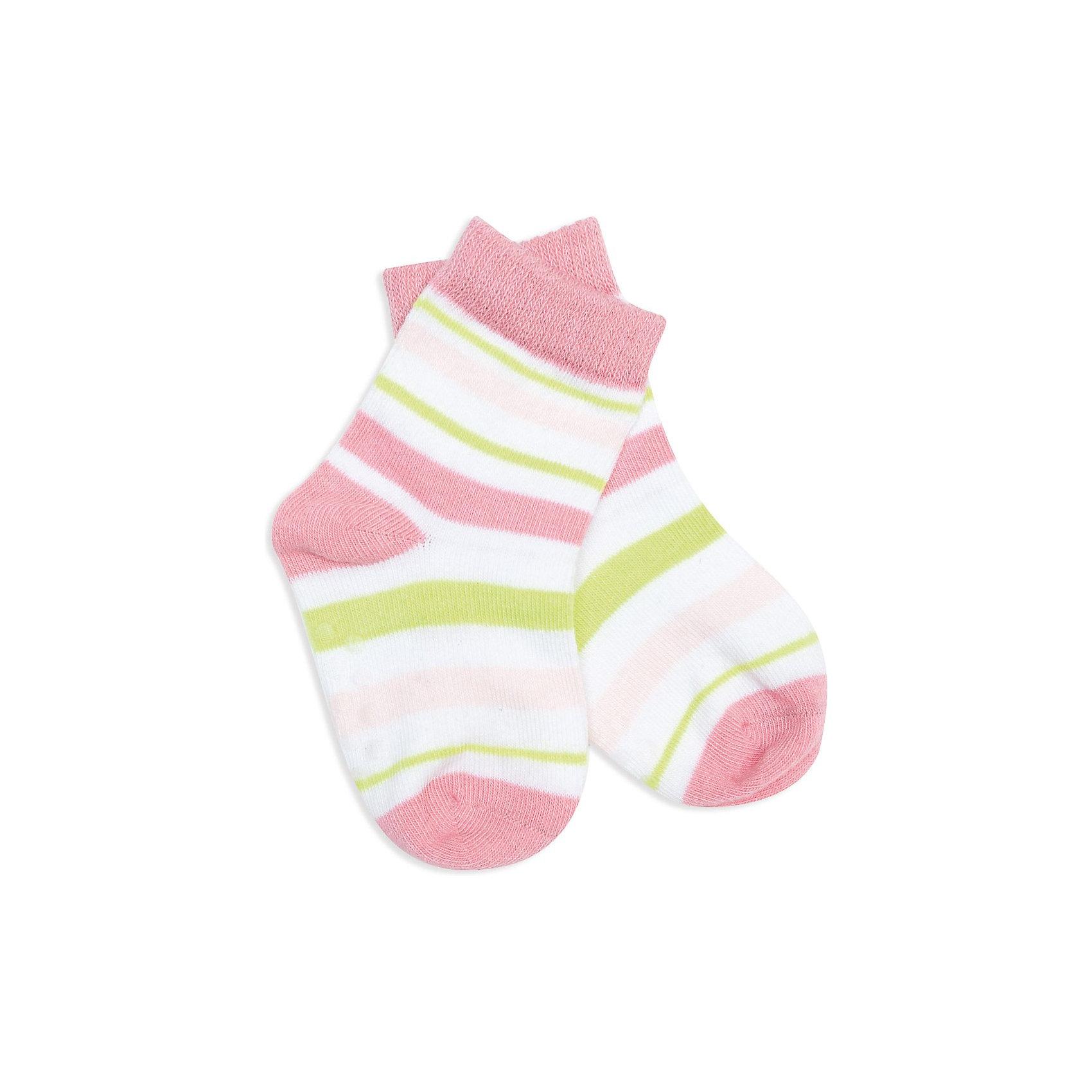 Носки для девочки PlayTodayНоски для девочки от PLayToday.<br>* носки в полоску для малыша возраста от 3 месяцев<br>* трикотажные носочки с противоскользящими вставками на подошве идеальны для малыша, который начинает делать свои первые шажки<br><br>Состав:<br>75% хлопок, 20% нейлон, 5% эластан<br><br>Носки для девочки PlayToday (Плэйтудей) можно купить в нашем магазине.<br><br>Ширина мм: 87<br>Глубина мм: 10<br>Высота мм: 105<br>Вес г: 115<br>Цвет: разноцветный<br>Возраст от месяцев: 12<br>Возраст до месяцев: 18<br>Пол: Женский<br>Возраст: Детский<br>Размер: 86/92,98/104,74,74/80,122/128,110/116<br>SKU: 3514188