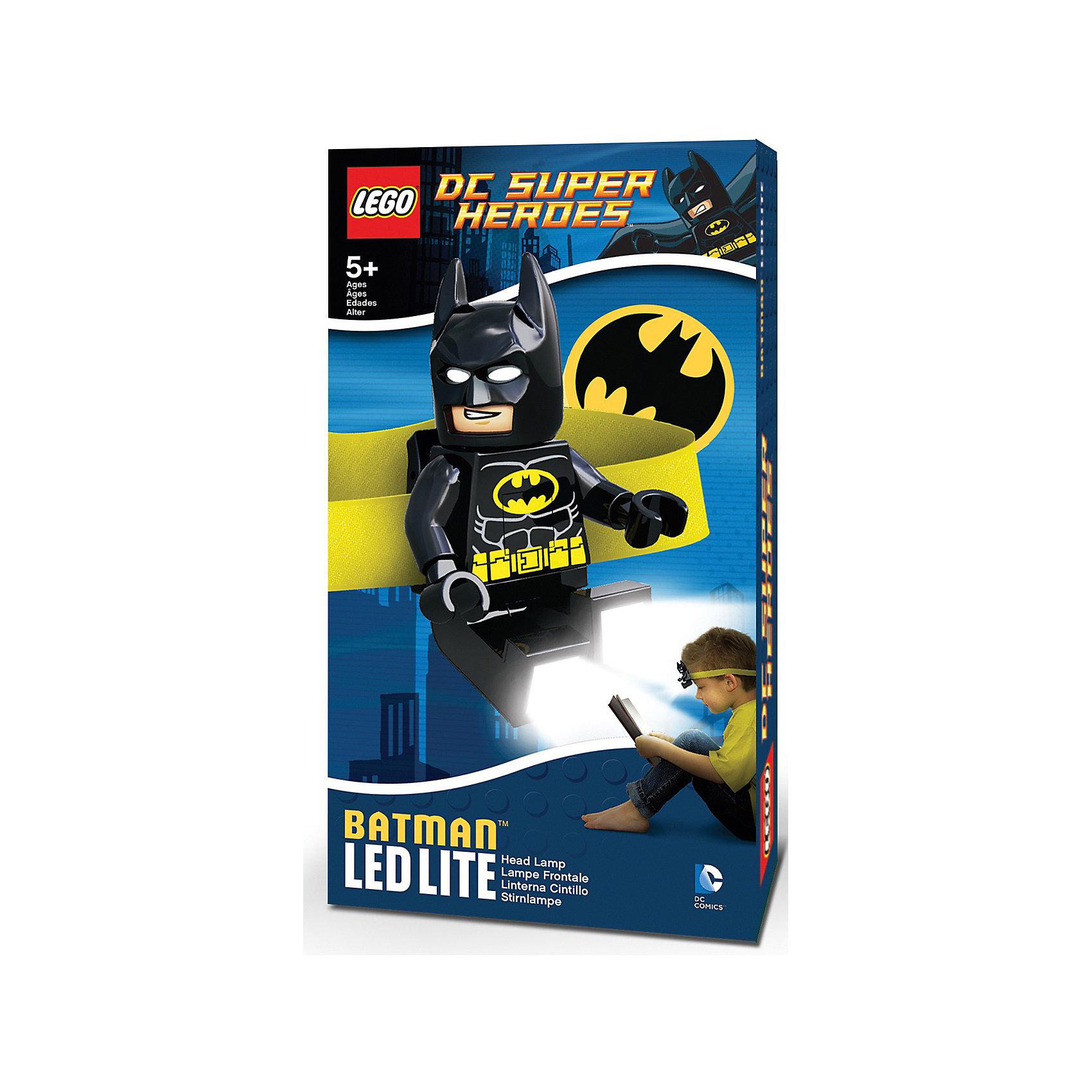Налобный фонарик, LEGO Batman